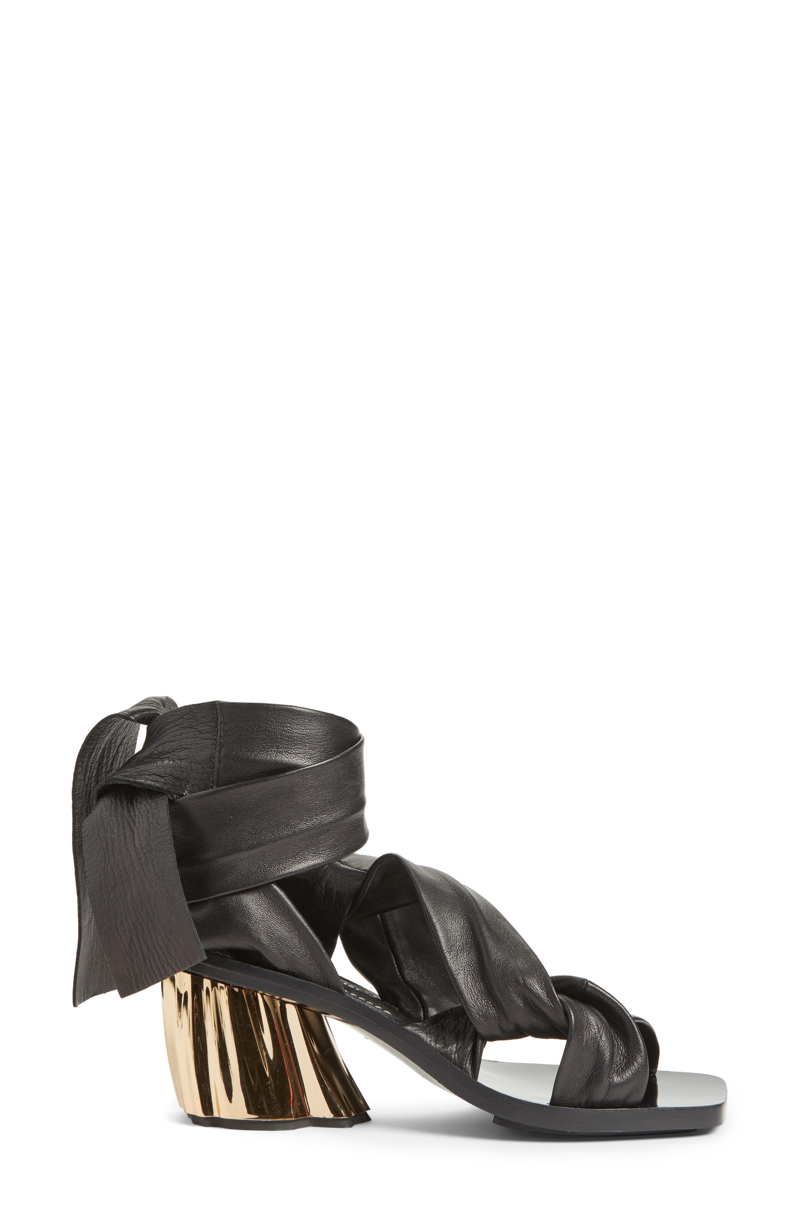 Alternate Image 3  - Proenza Schouler Ankle Wrap Sandal (Women)