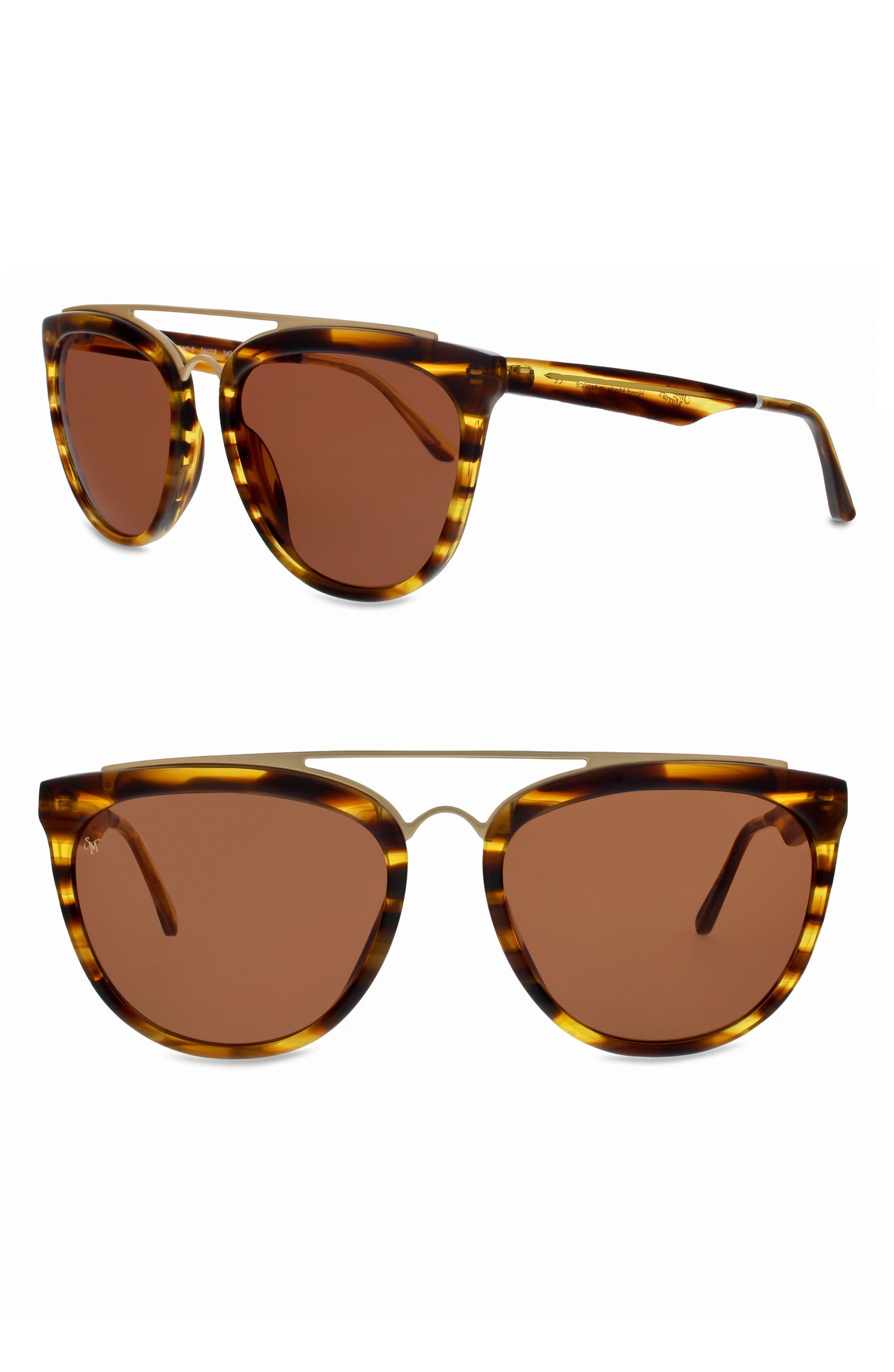 Main Image - SMOKE X MIRRORS Volunteers 56mm Sunglasses