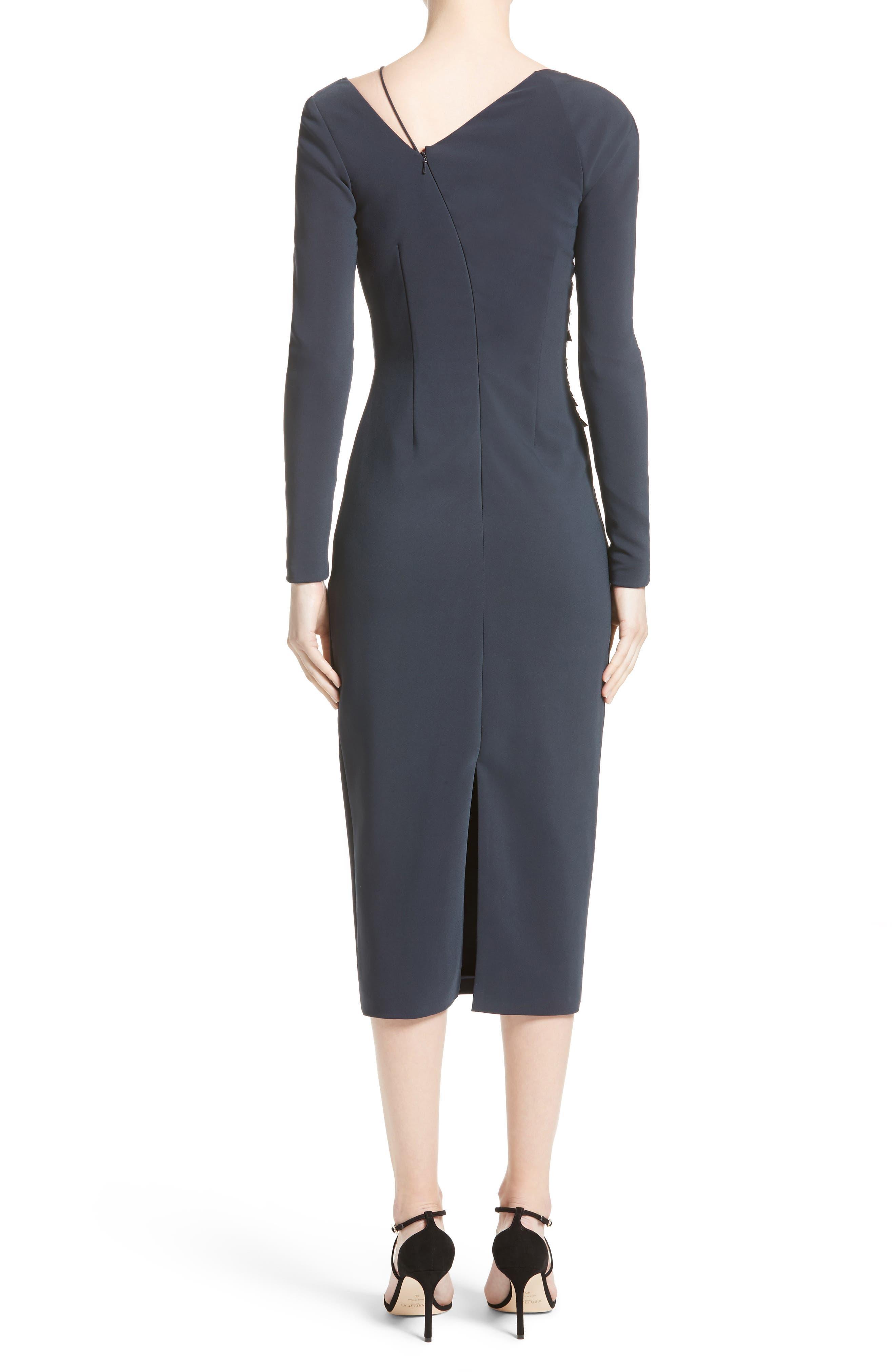 Alternate Image 2  - Cushnie et Ochs Larissa Sequin Pencil Dress