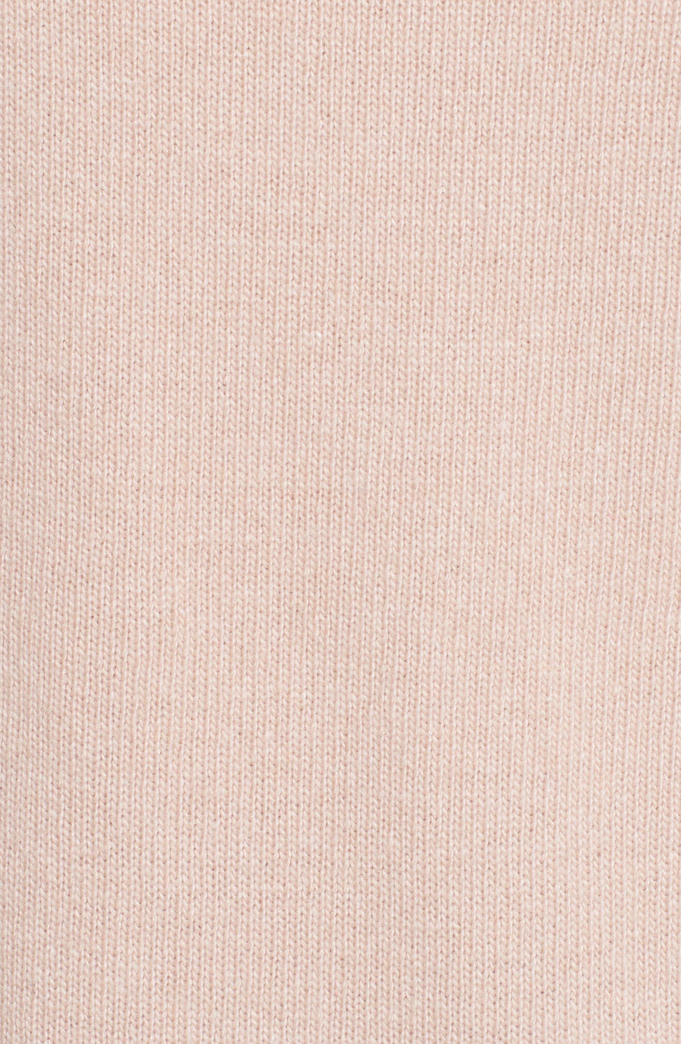 Alternate Image 5  - Elizabeth and James Clarette Bell Sleeve Sweater