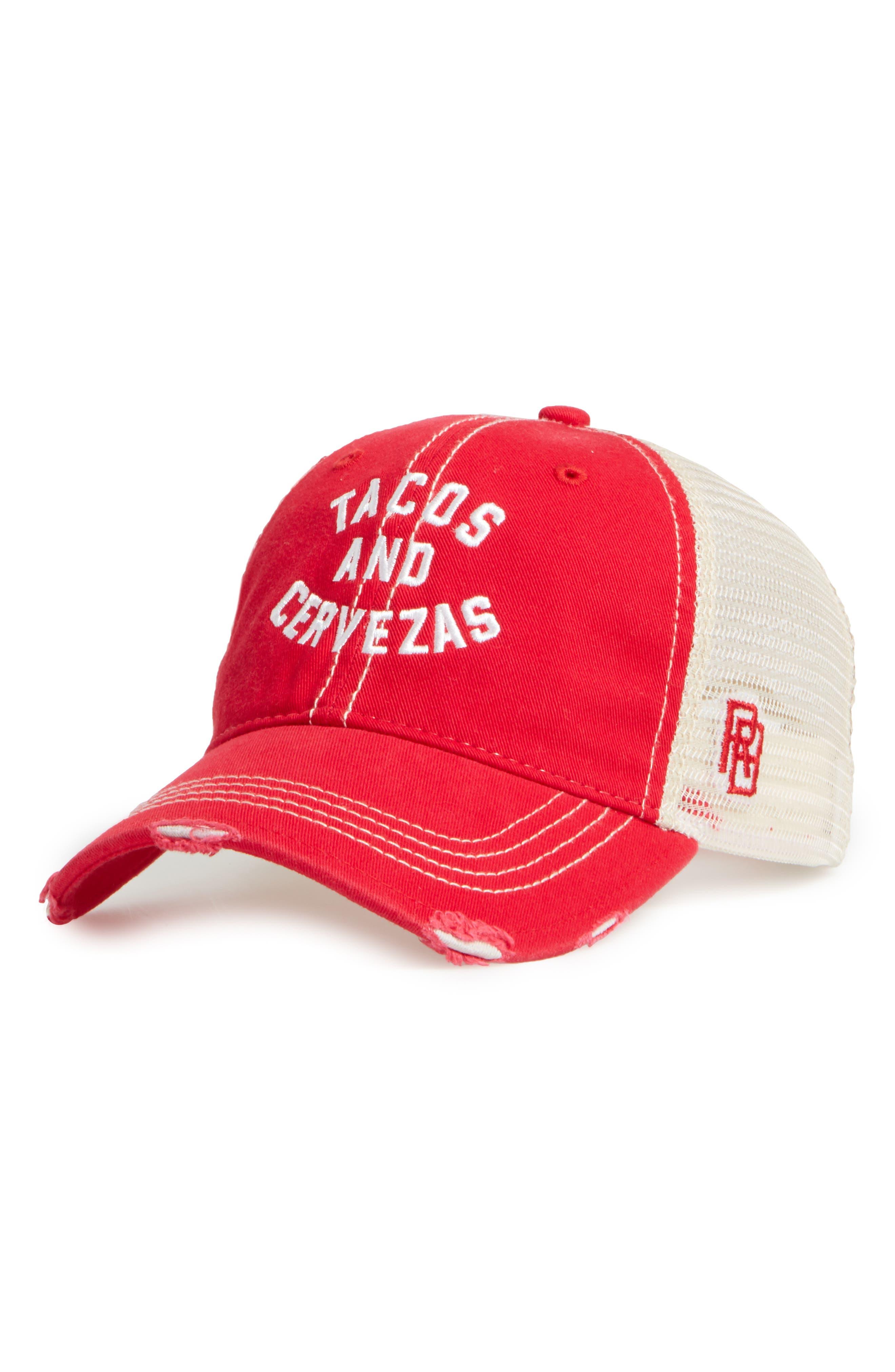 Original Retro Brand Tacos & Cervezas Trucker Hat