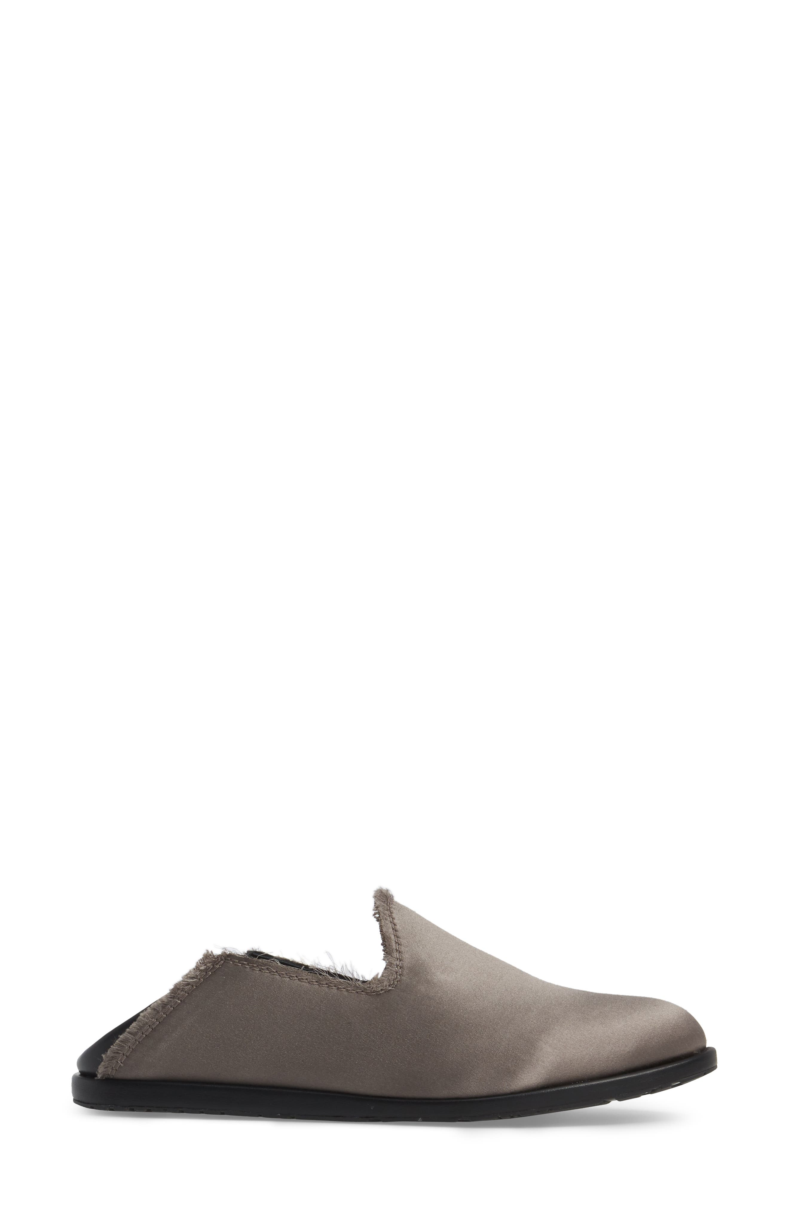 Yamir Convertible Loafer,                             Alternate thumbnail 4, color,                             Truffle Satin