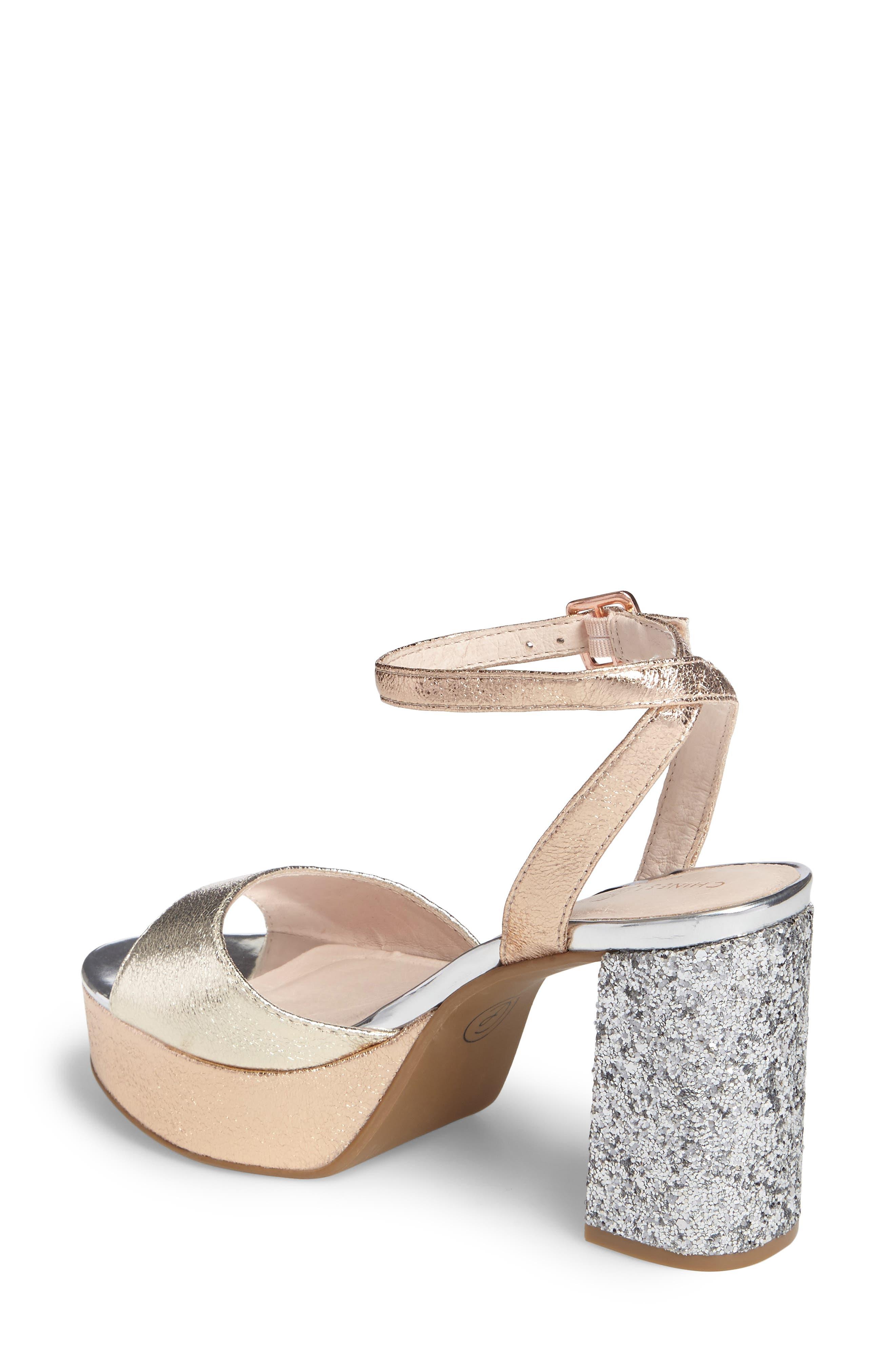 Alternate Image 2  - Chinese Laundry Tayla Platform Sandal (Women)