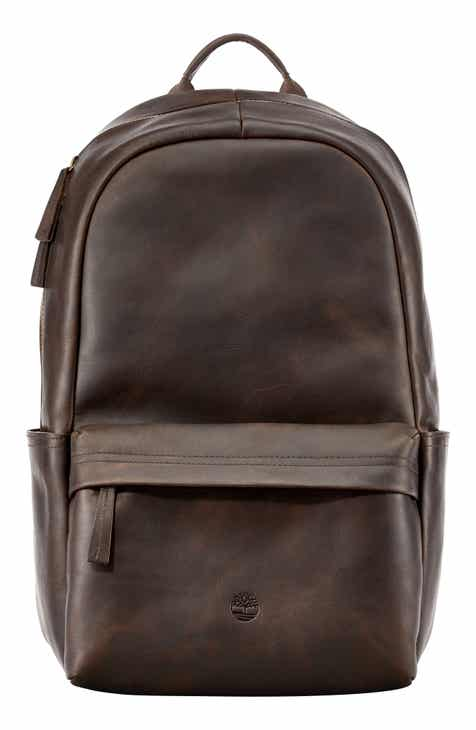Timberland Tuckerman Leather Backpack 2858d52df
