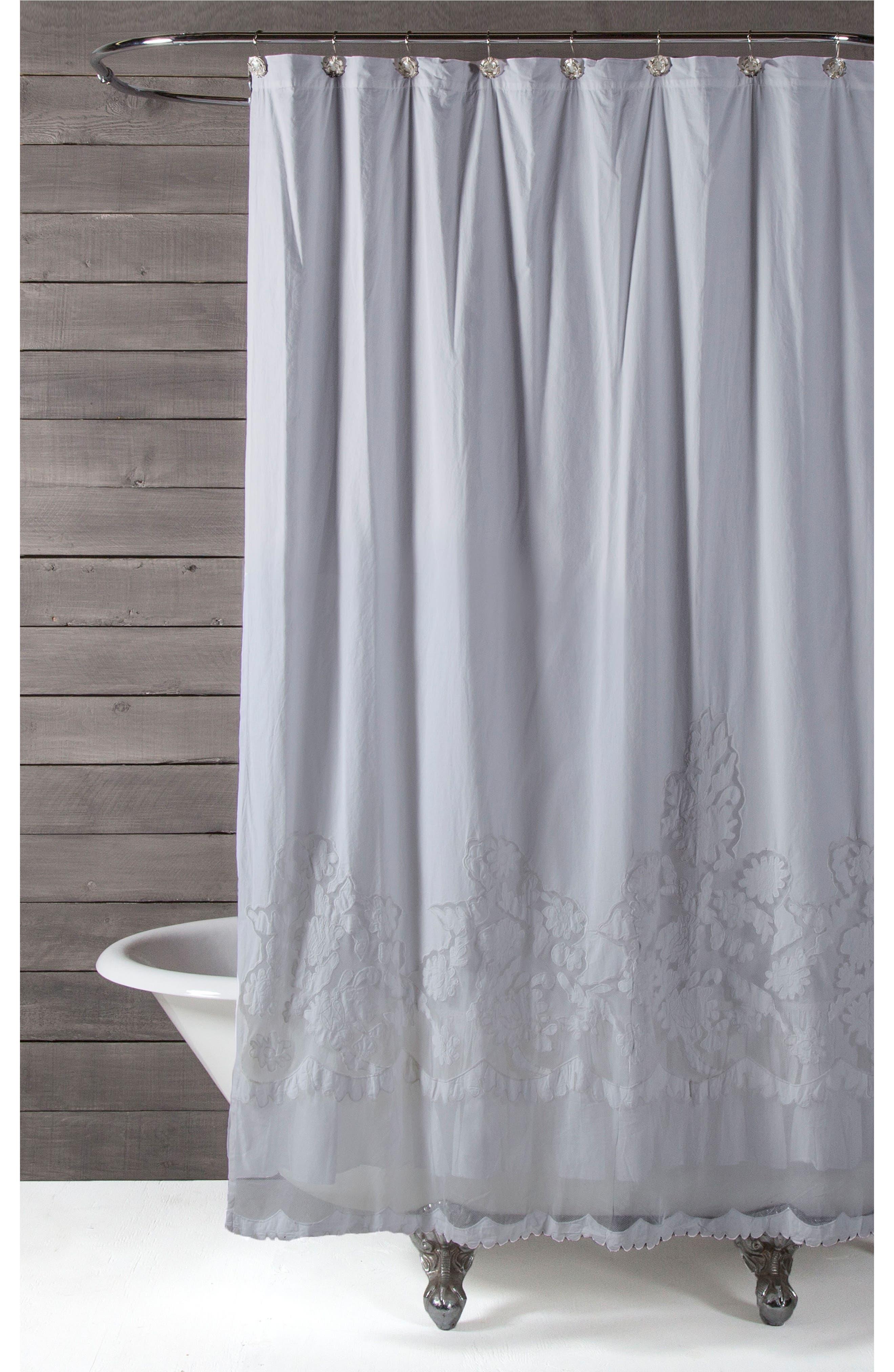 Pom Pom at Home Caprice Shower Curtain