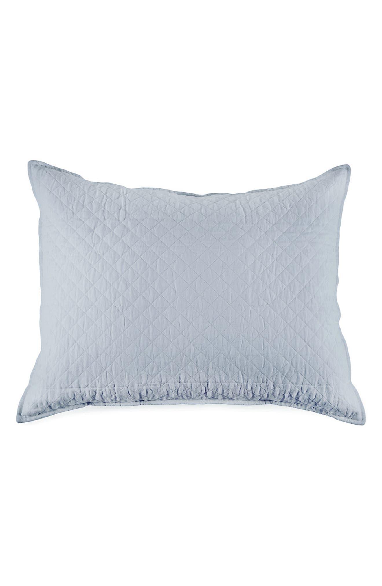 Hampton Big Accent Pillow,                         Main,                         color, Ocean