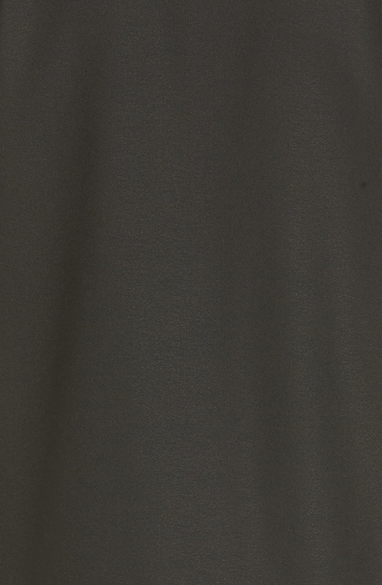 Regular Fit Sport Shirt,                             Alternate thumbnail 6, color,                             Black