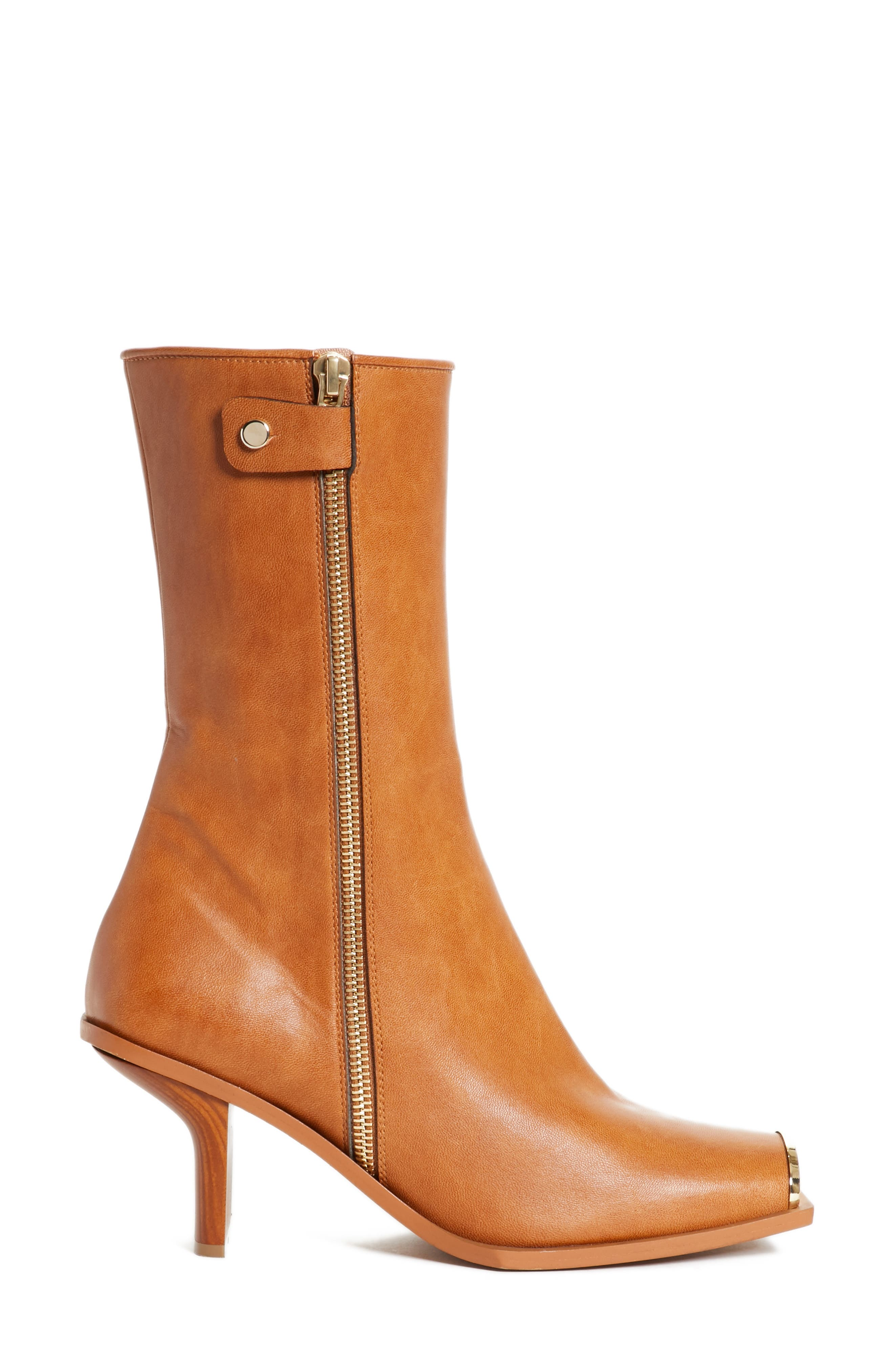 Alternate Image 3  - Stella McCartney Cap Toe Boot (Women)