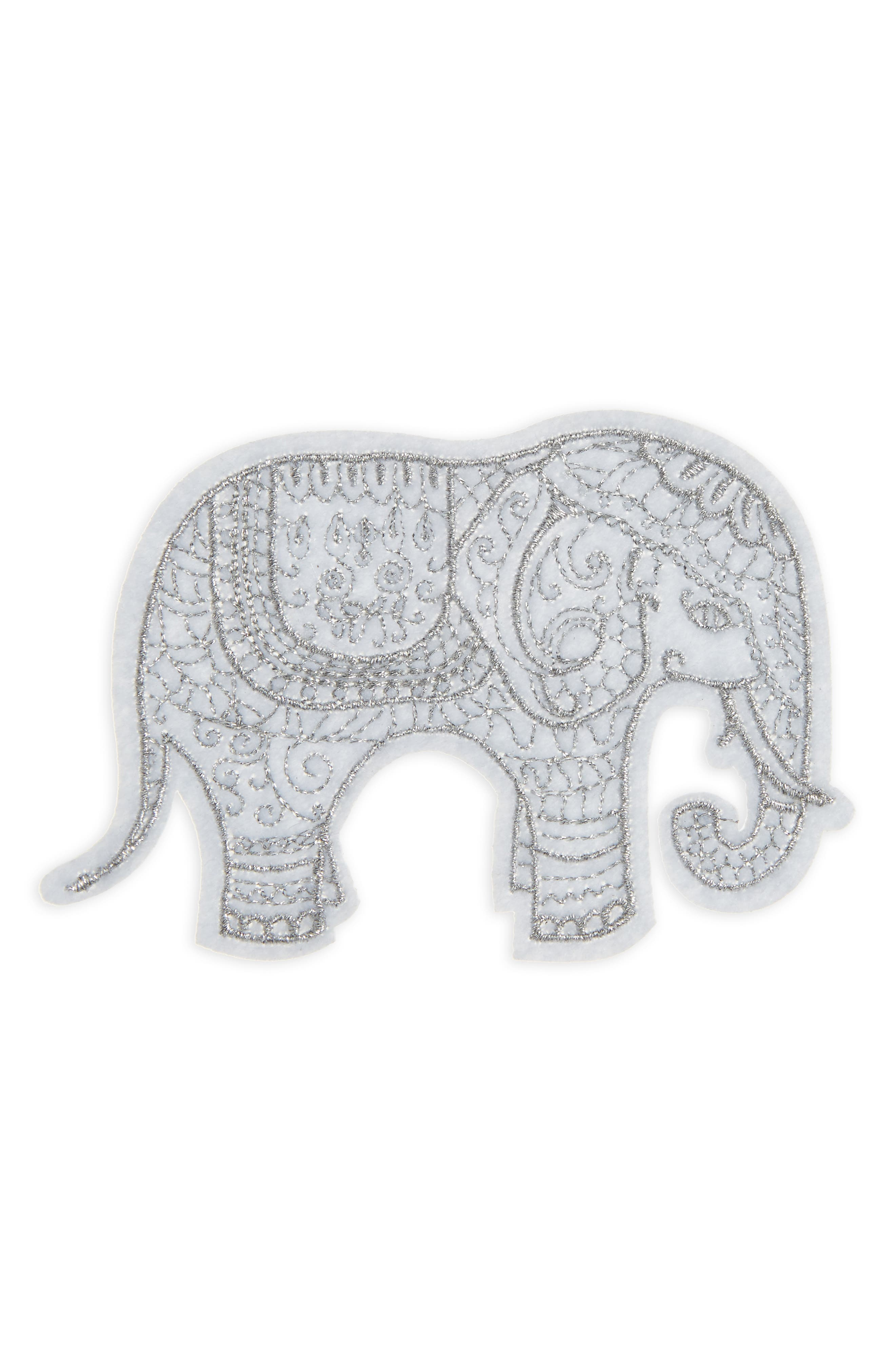 TOPSHOP Elephant Patch