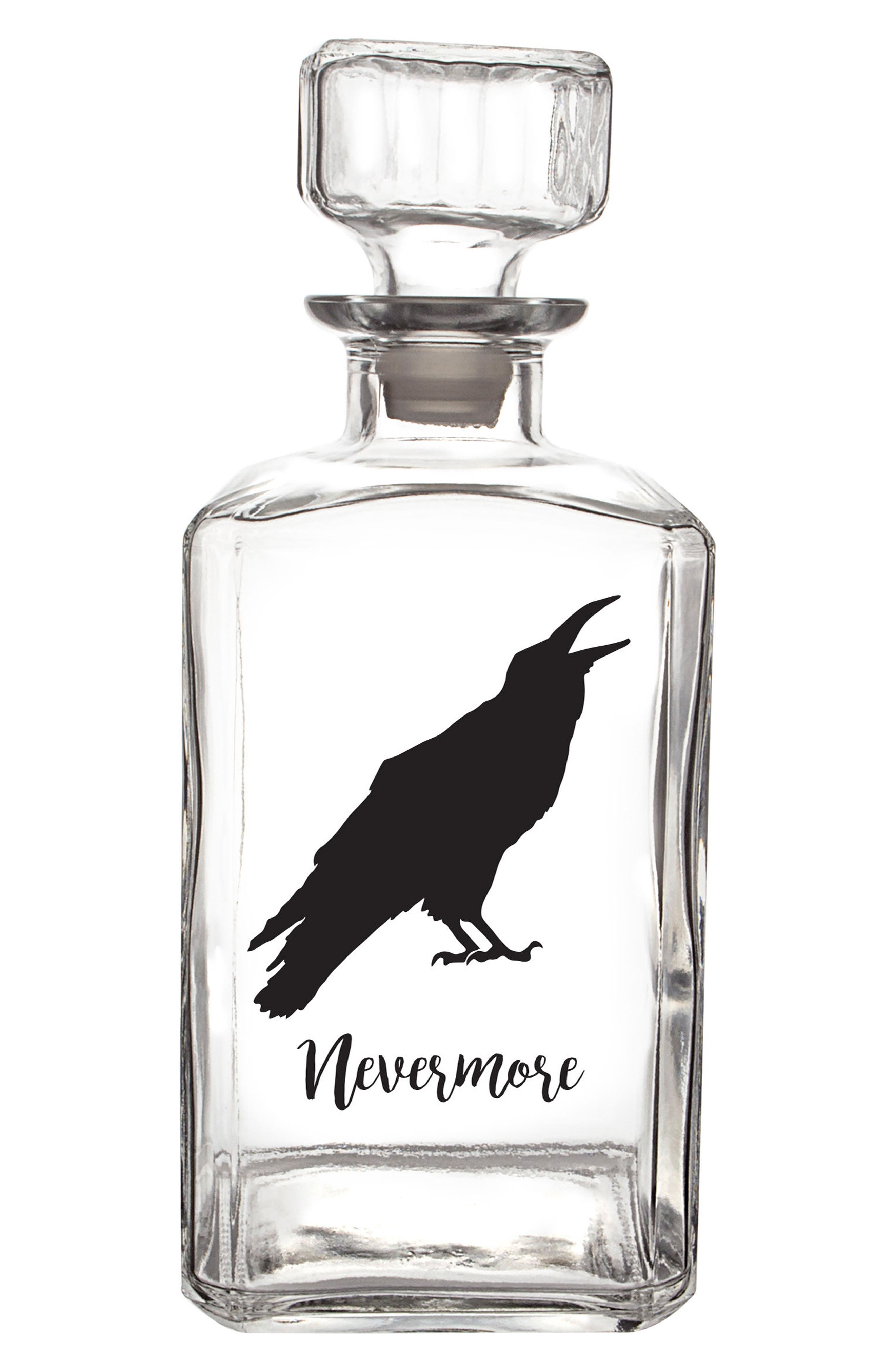 Alternate Image 1 Selected - Cathy's Concepts Raven Decanter
