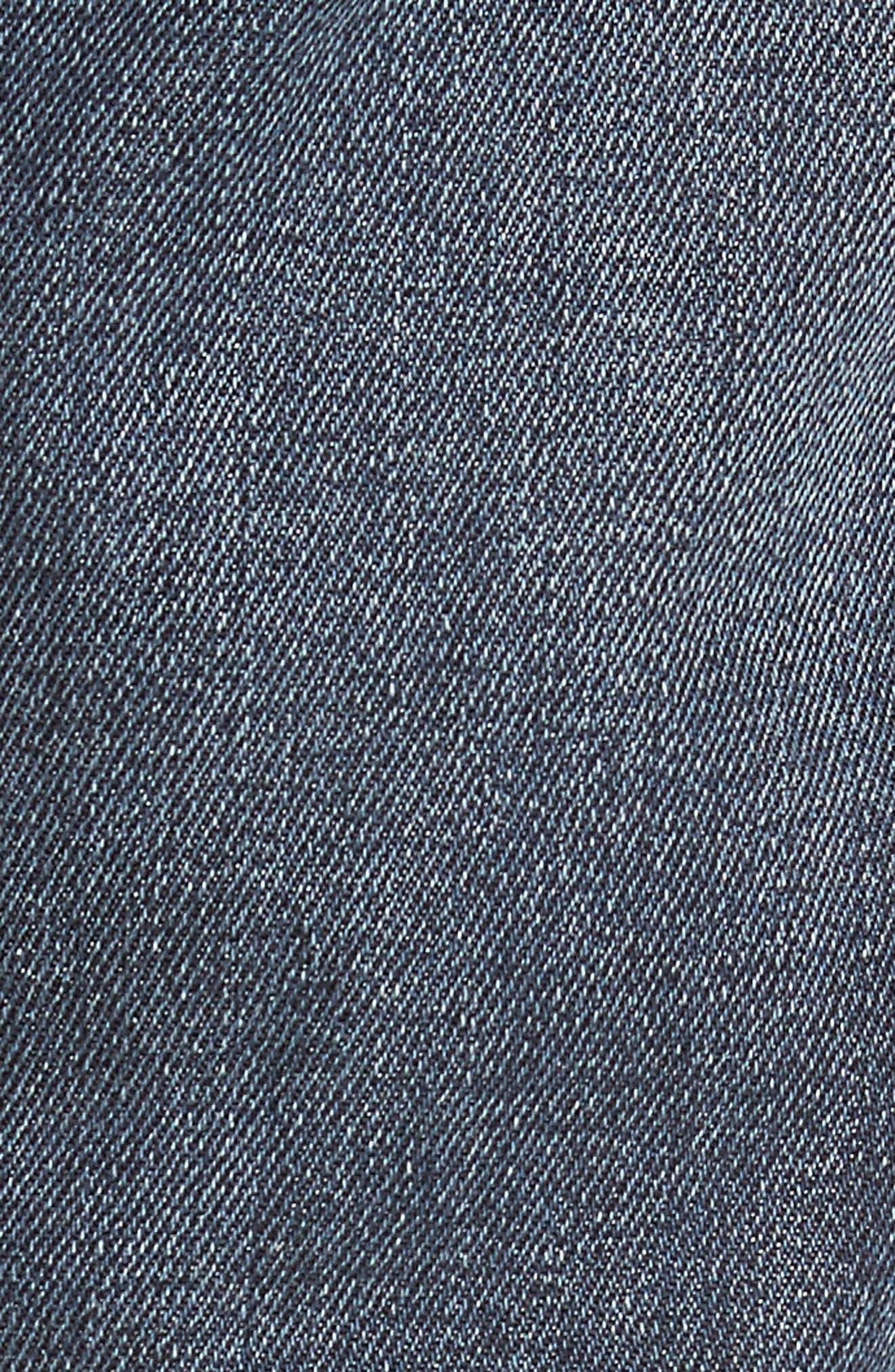Alternate Image 5  - DIESEL® Thommer Slim Fit Jeans