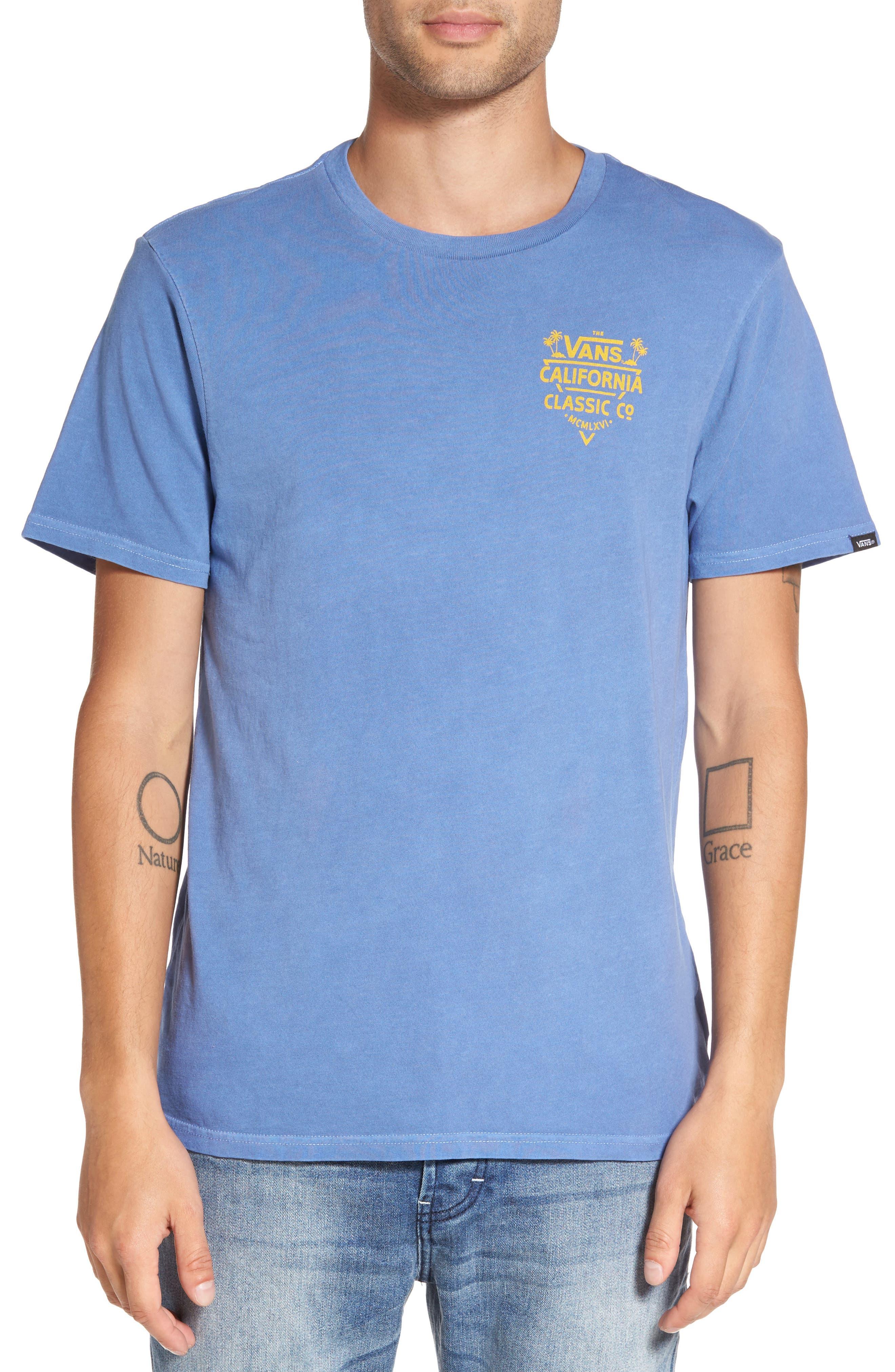 Alternate Image 1 Selected - Vans California Classic Co. Overdye T-Shirt