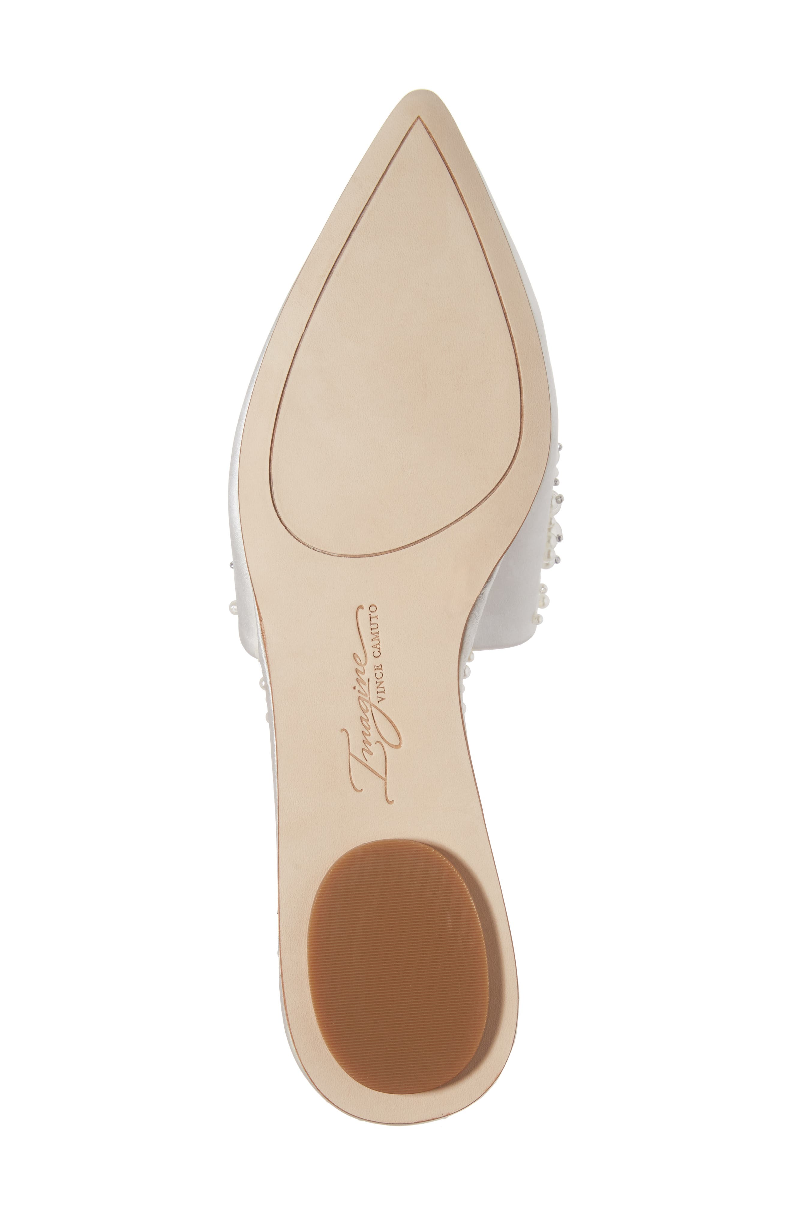 Alternate Image 6  - Imagine by Vince Camuto Casele Pointy Toe Mule (Women)
