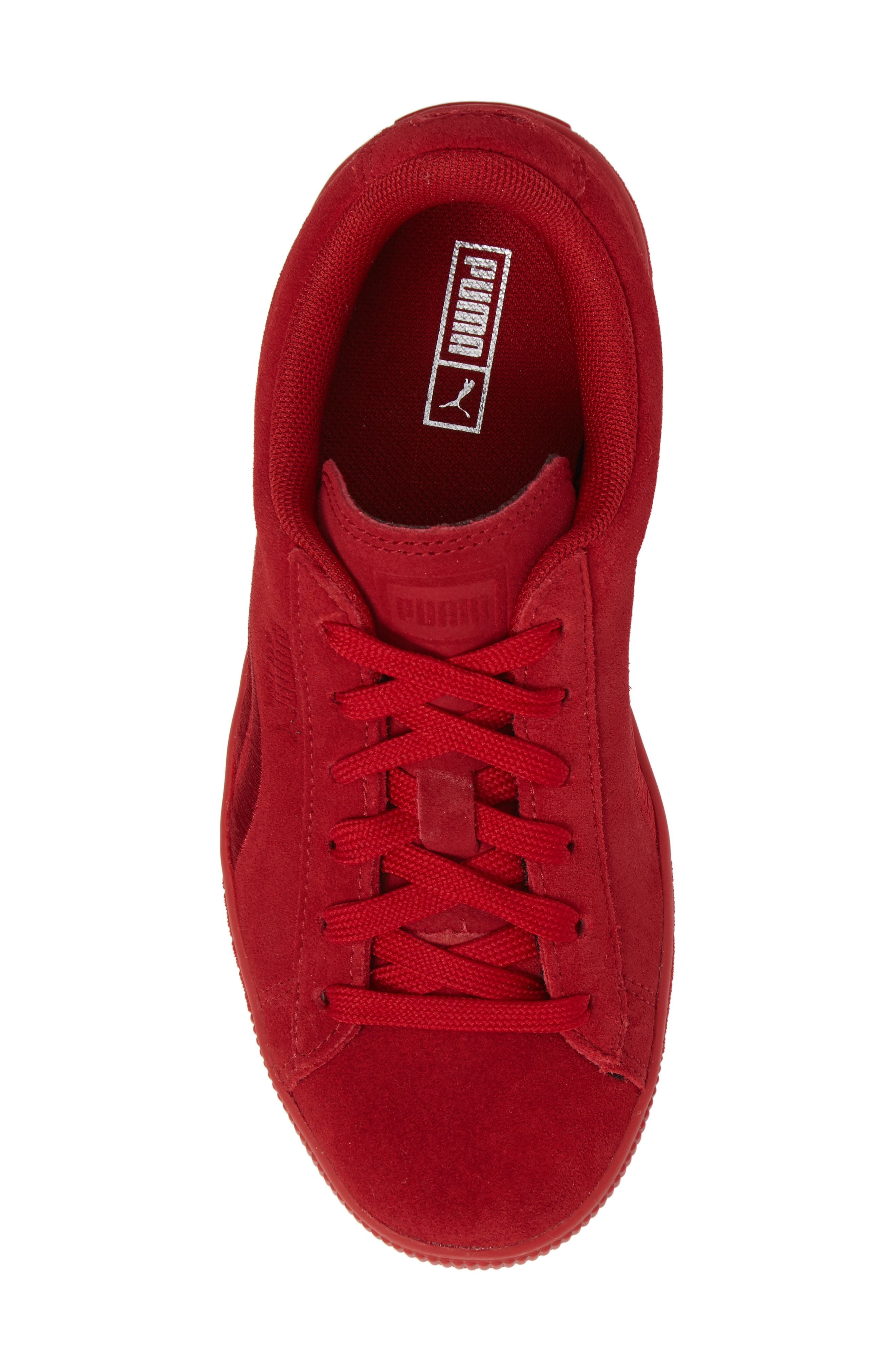 Alternate Image 5  - PUMA Classic Badge Sneaker (Toddler, Little Kid & Big Kid)