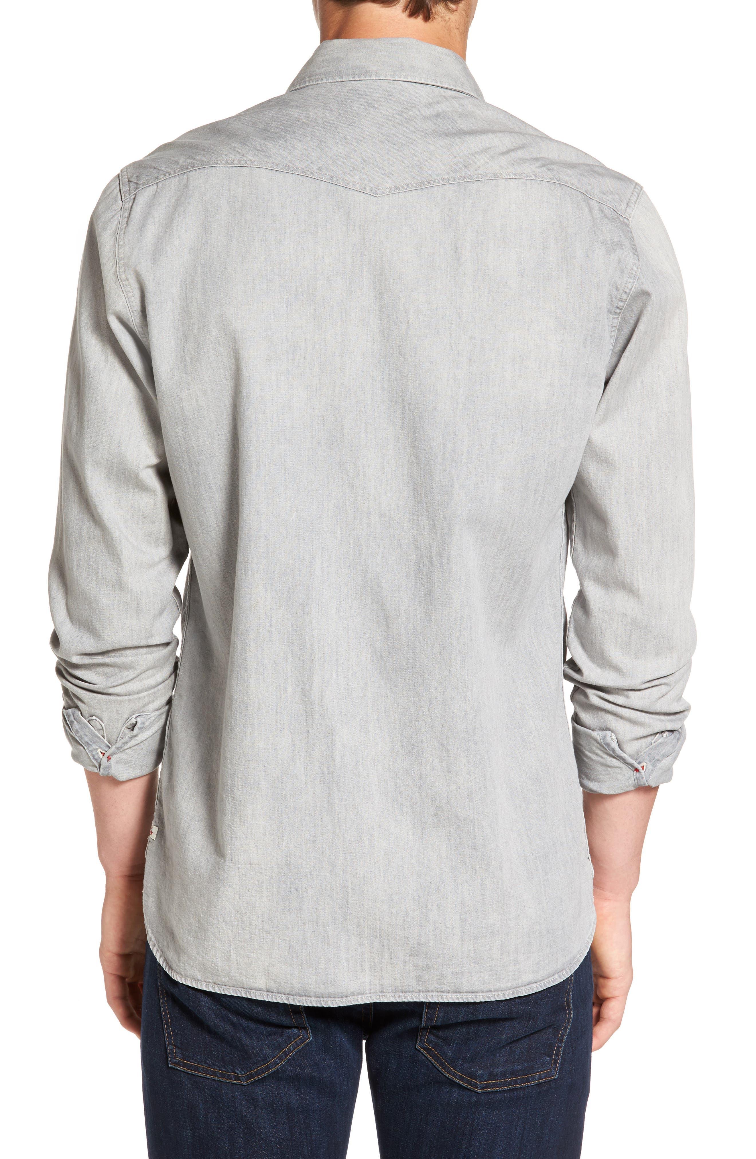 Alternate Image 2  - Scotch & Soda Western Shirt