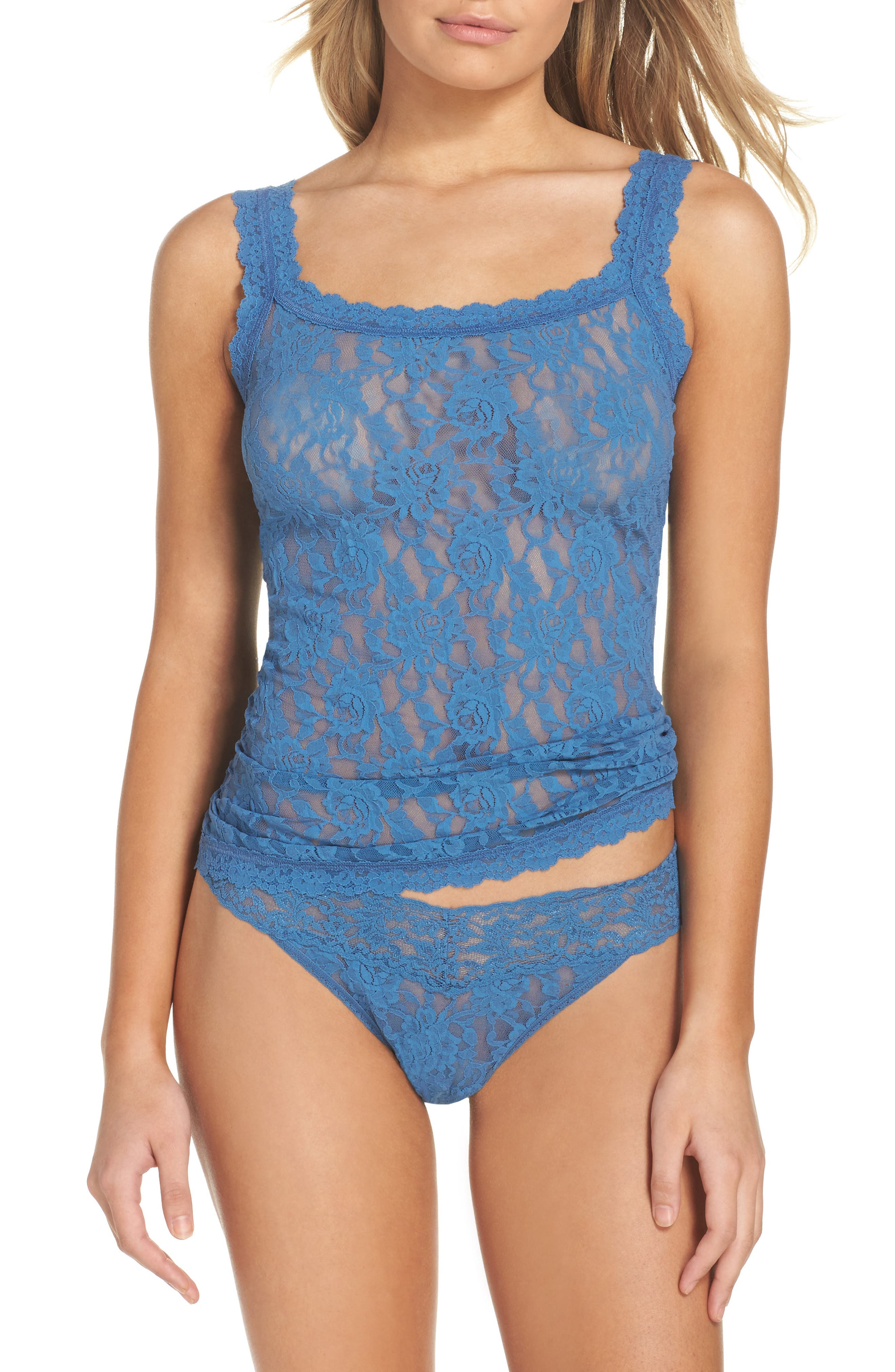 Hanky Panky 'Signature Lace' Camisole & Thong