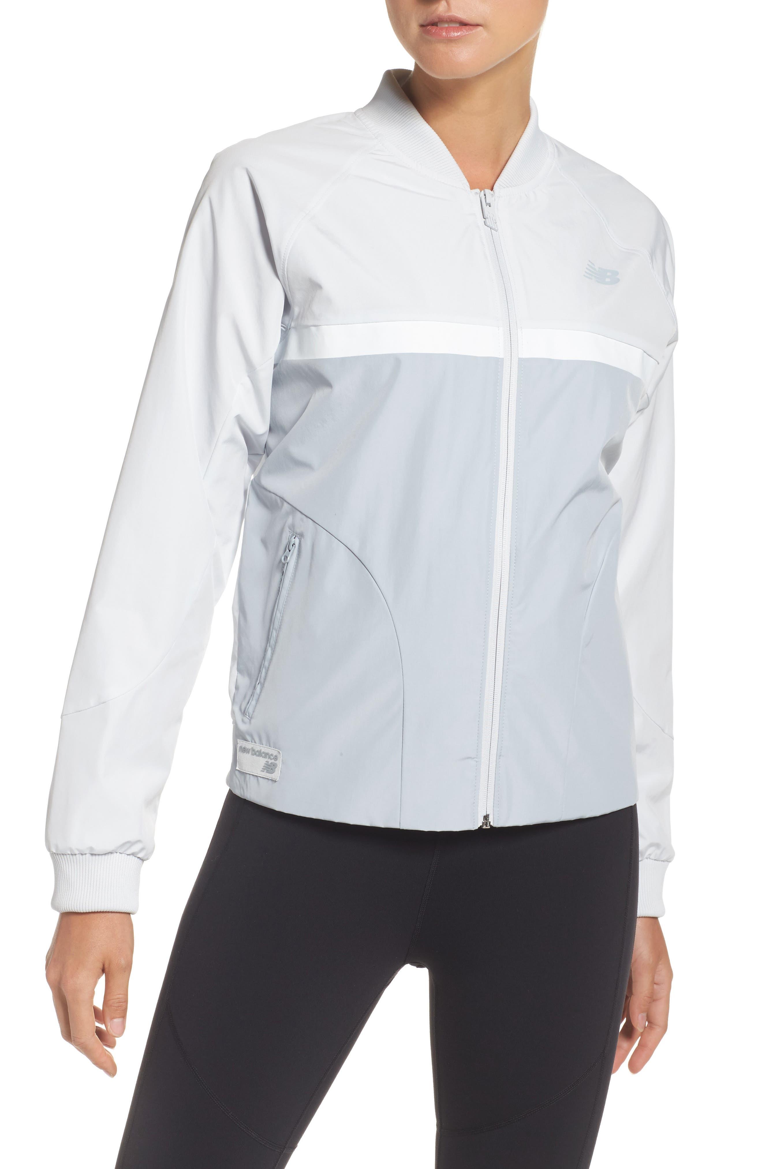 Windbreaker Jacket,                         Main,                         color, Arf