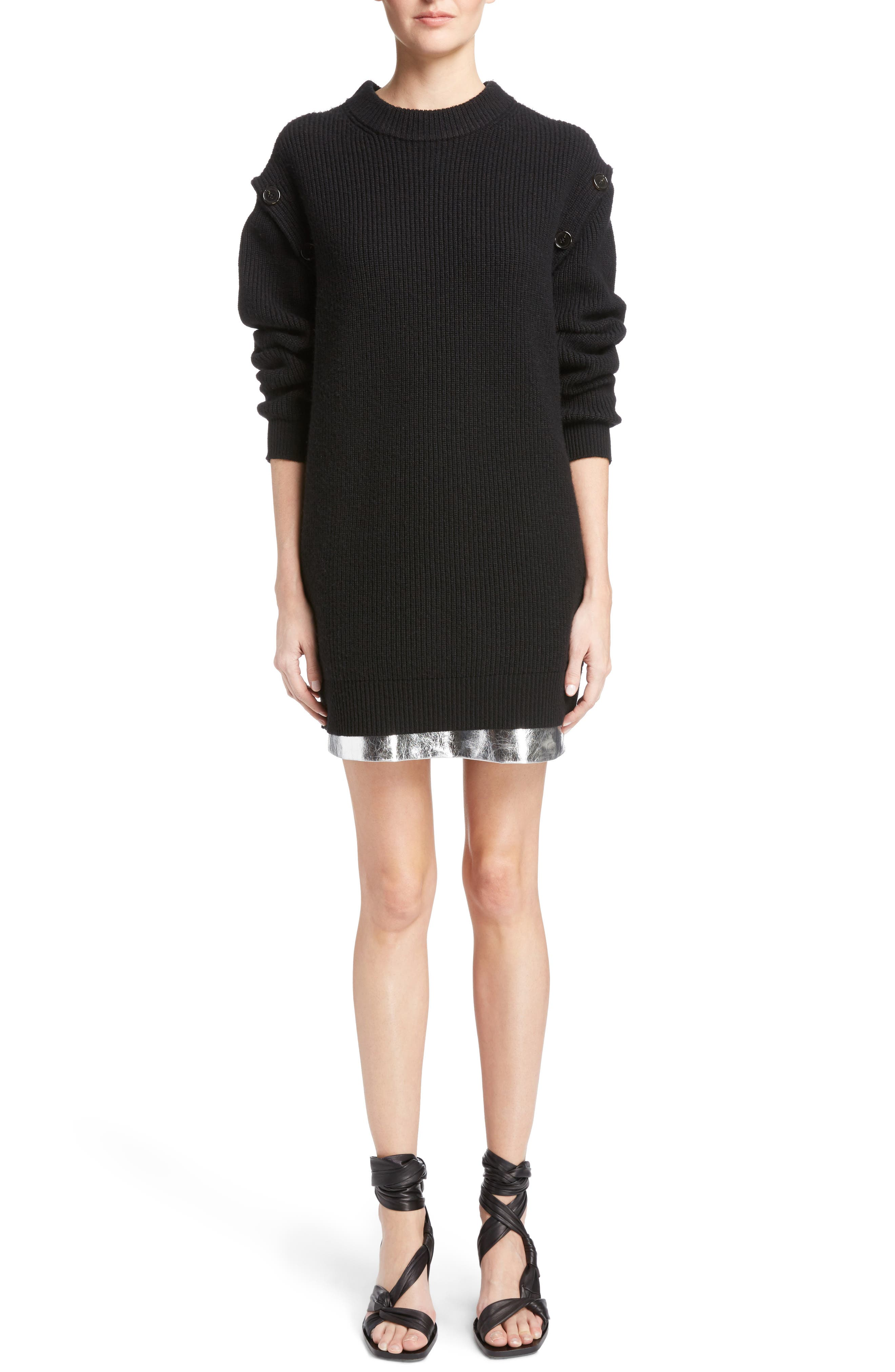 Alternate Image 5  - Proenza Schouler Wool & Cashmere Blend Knit Tunic