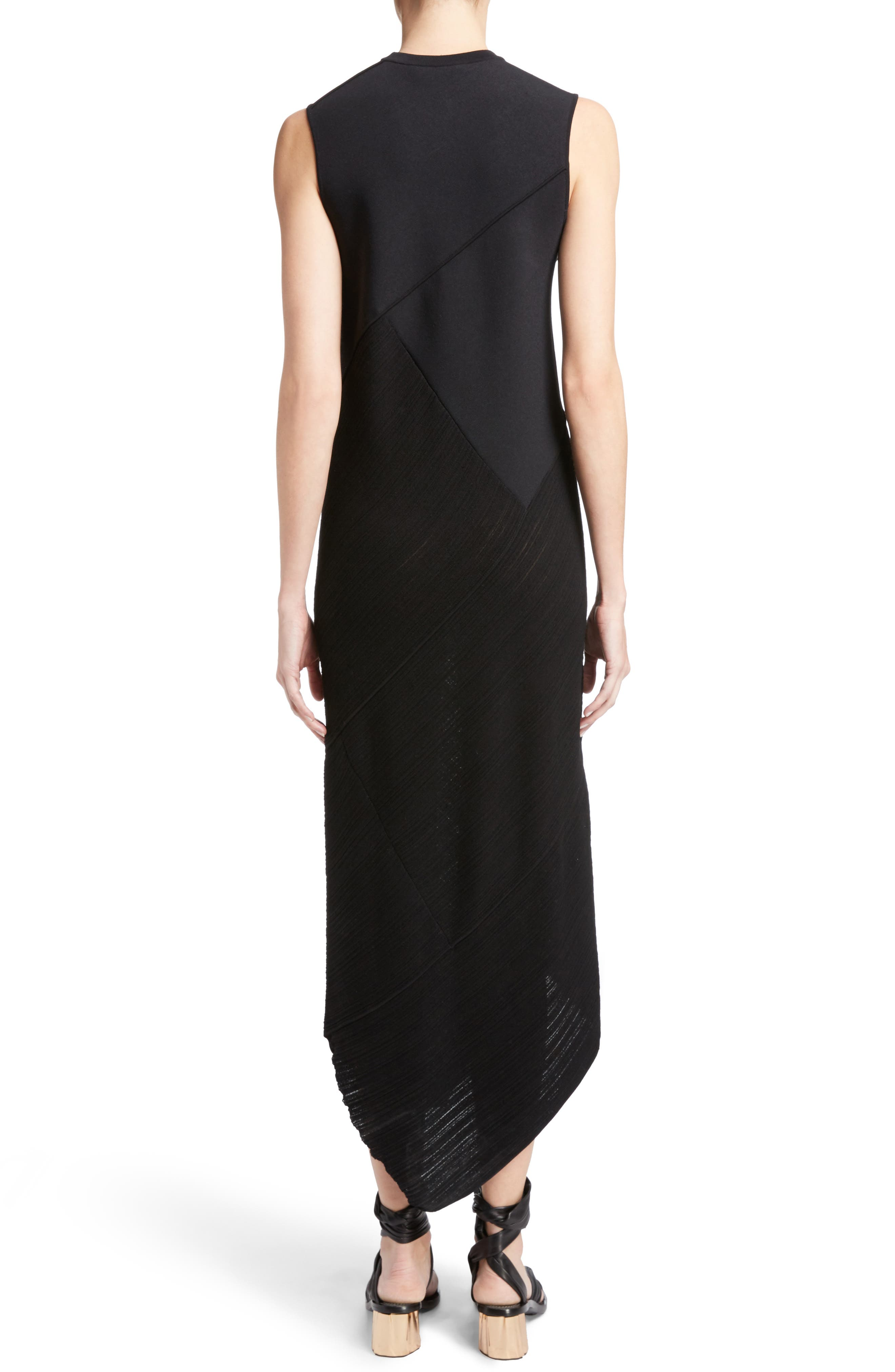Alternate Image 2  - Proenza Schouler Asymmetrical Spiral Knit Dress