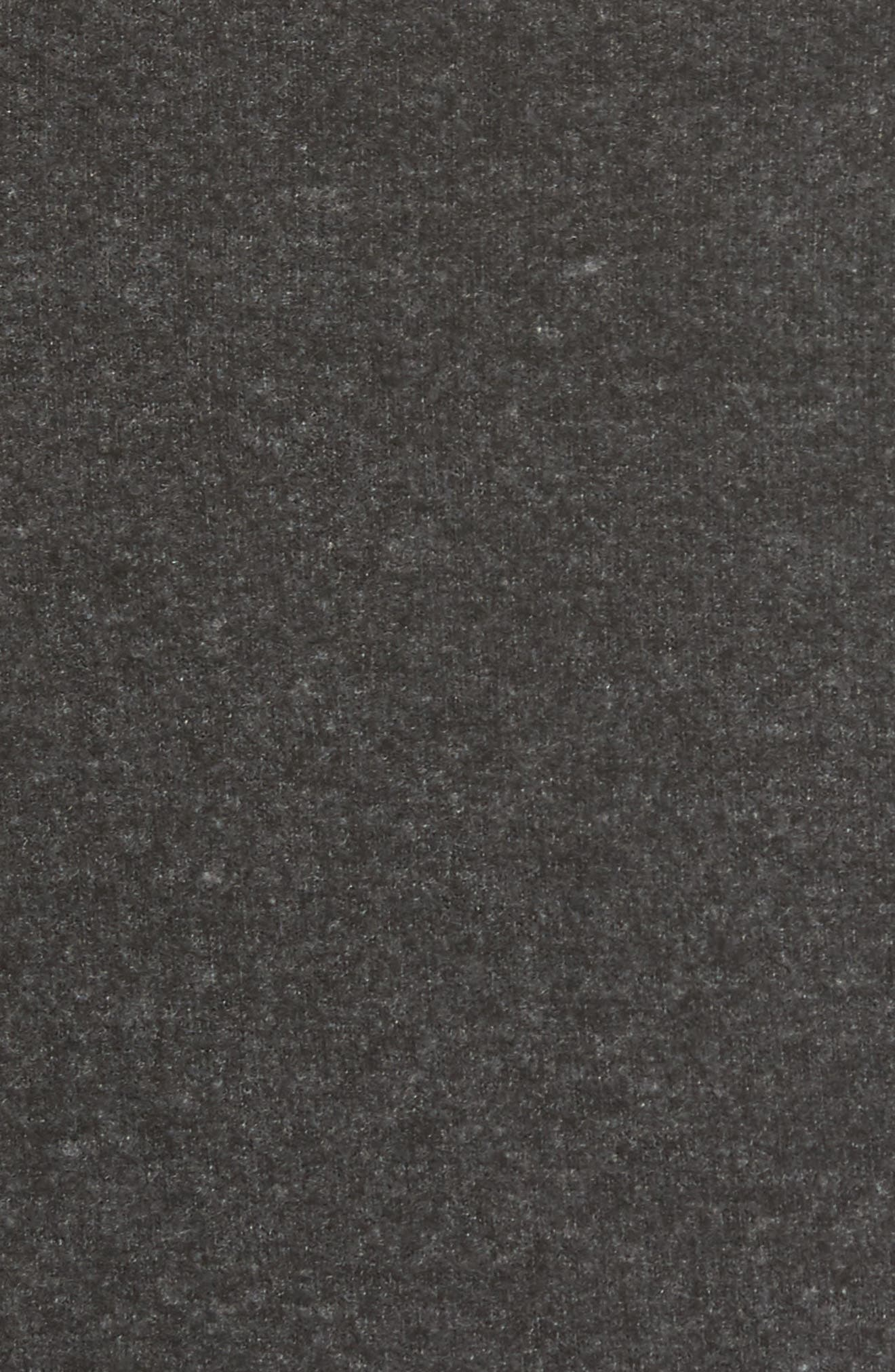 Weekend Pullover,                             Alternate thumbnail 5, color,                             Black