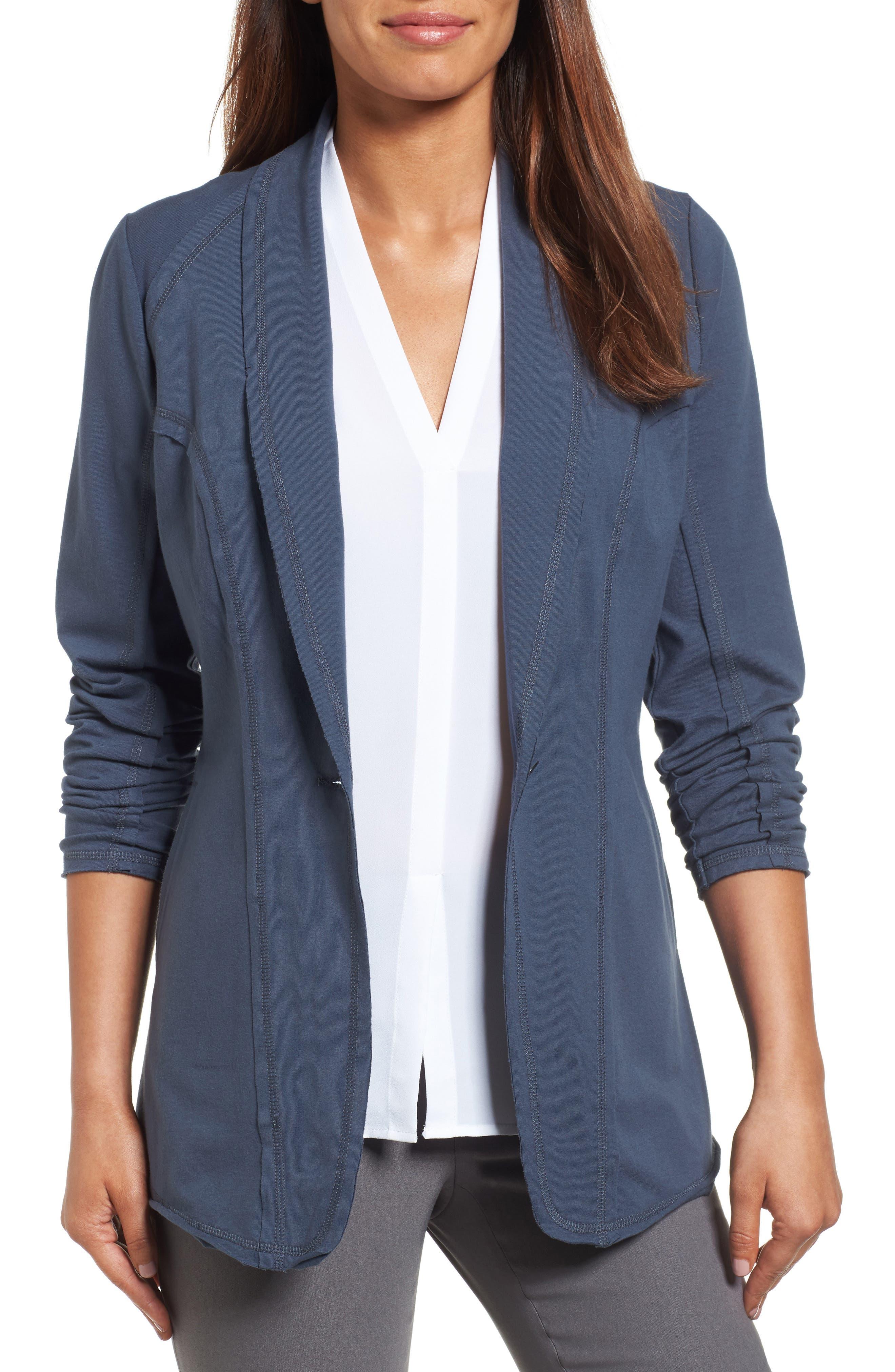 Alternate Image 1 Selected - NIC+ZOE The Perfect Jacket (Regular & Petite)