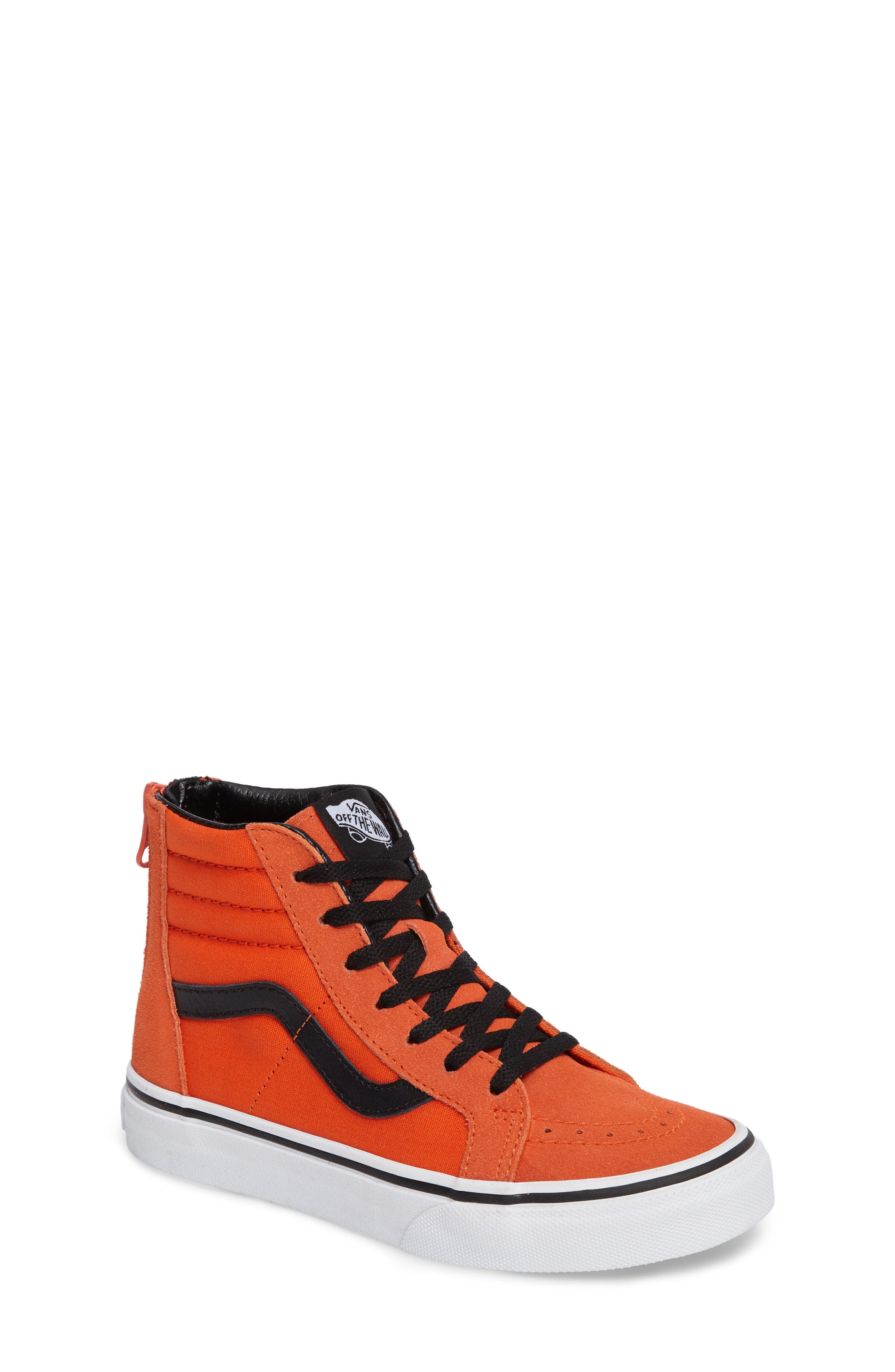 Vans 'Sk8-Hi' Sneaker (Baby, Walker, Toddler, Little Kid & Big Kid)