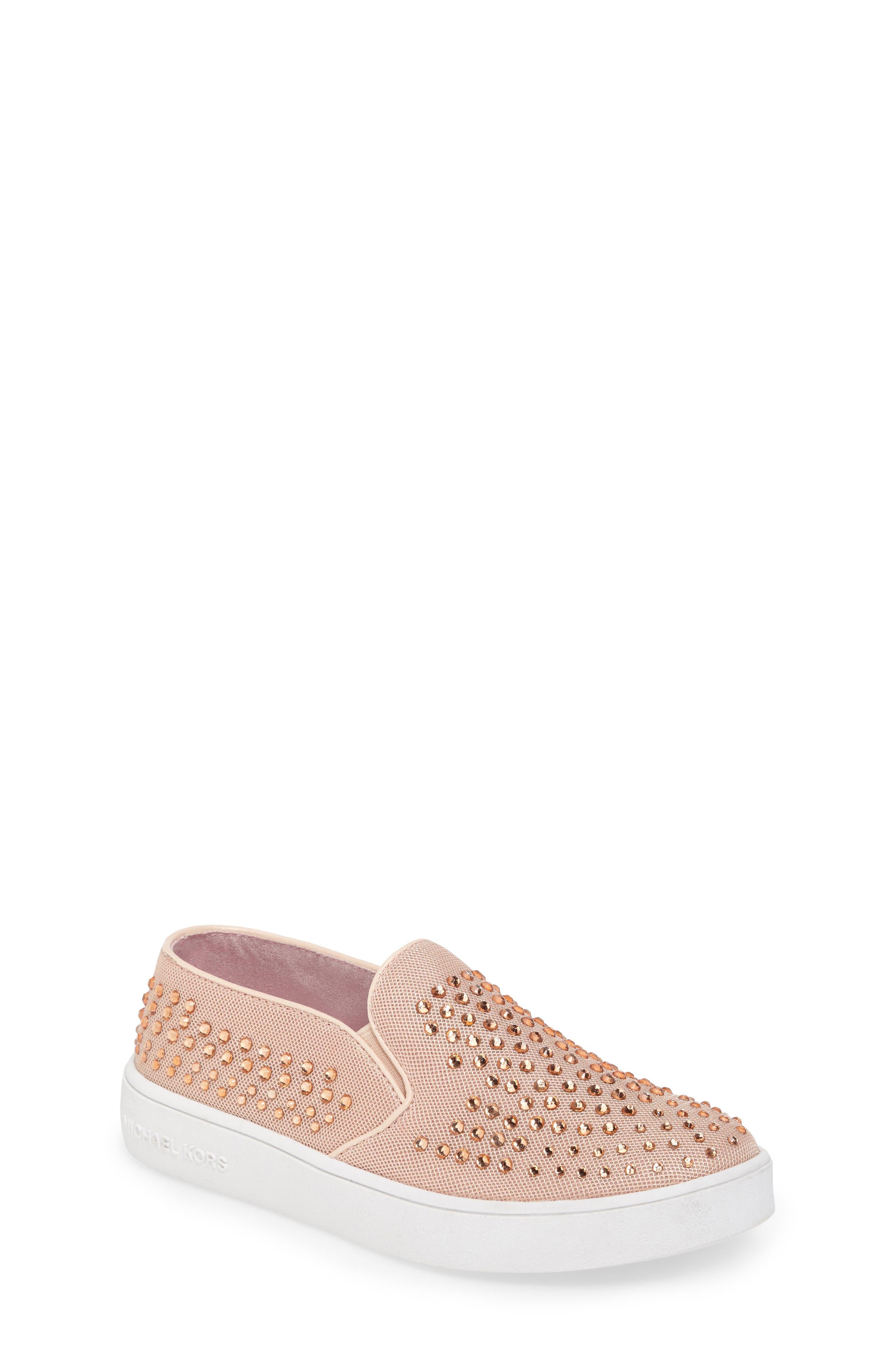 MICHAEL Michael Kors Ivy Meadow Slip-On Sneaker (Walker, Toddler, Little Kid & Big Kid)