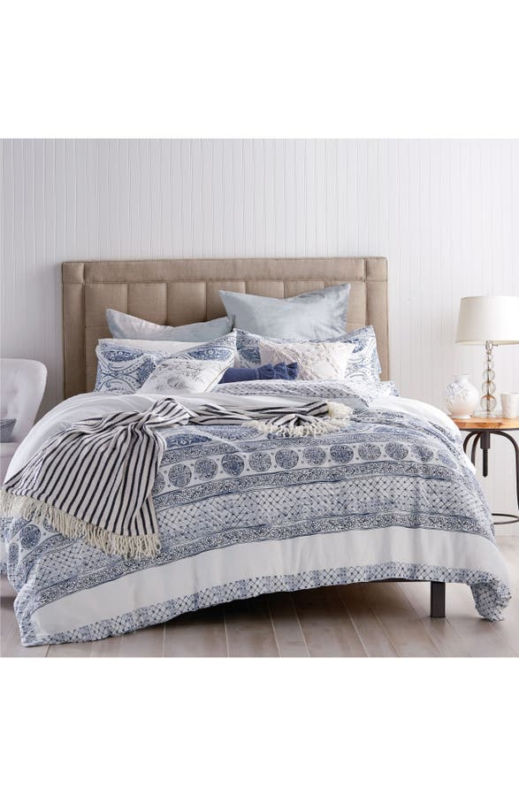 Main Image Peri Home Matelé Medallion Duvet Cover