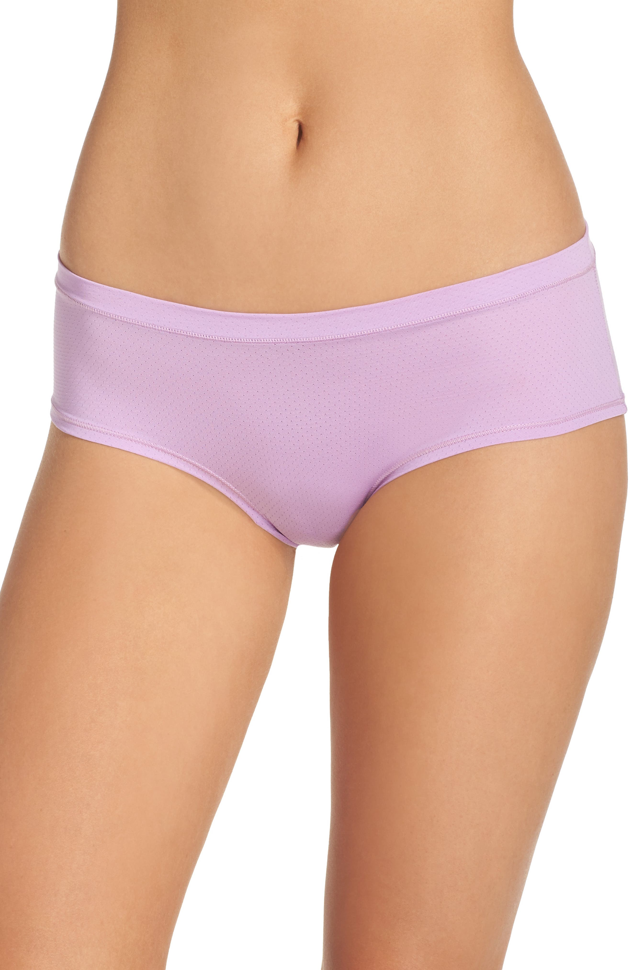 Zella Body Active Mesh Hipster Briefs (3 for $33)