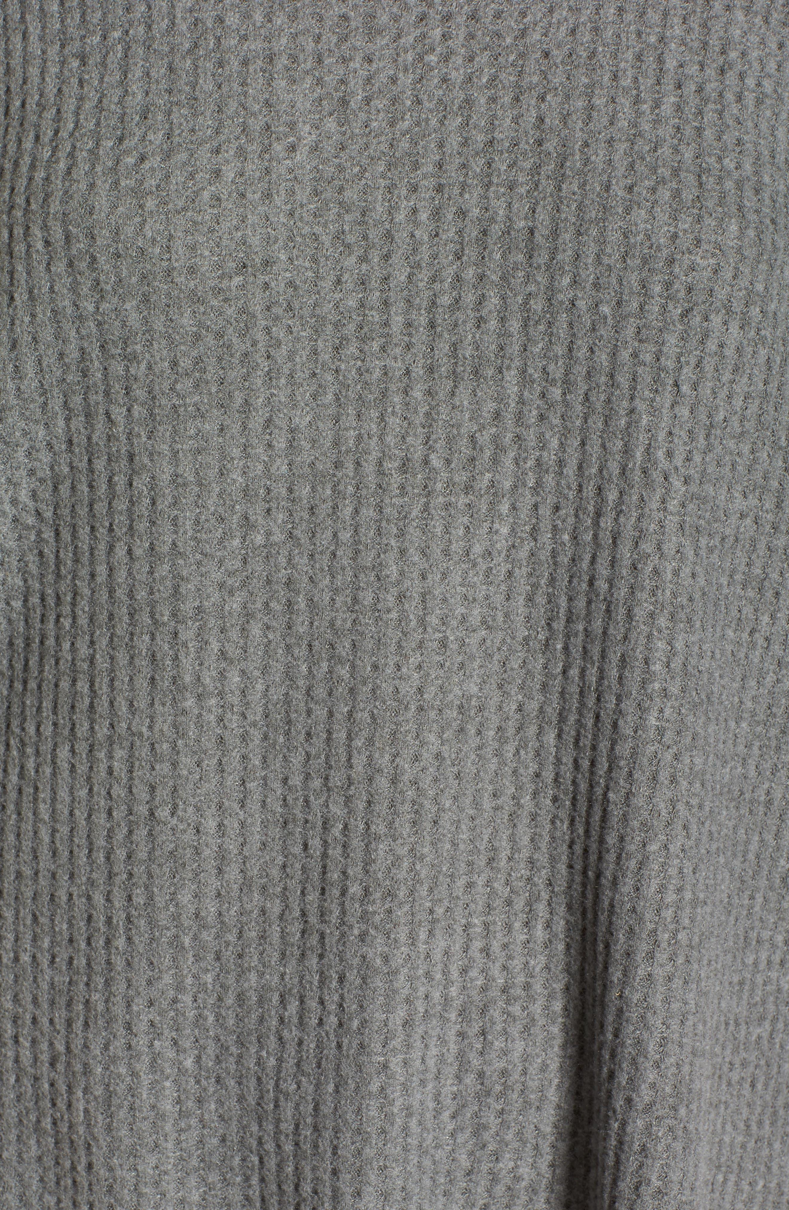 Alternate Image 5  - BP. Cozy Thermal Tee