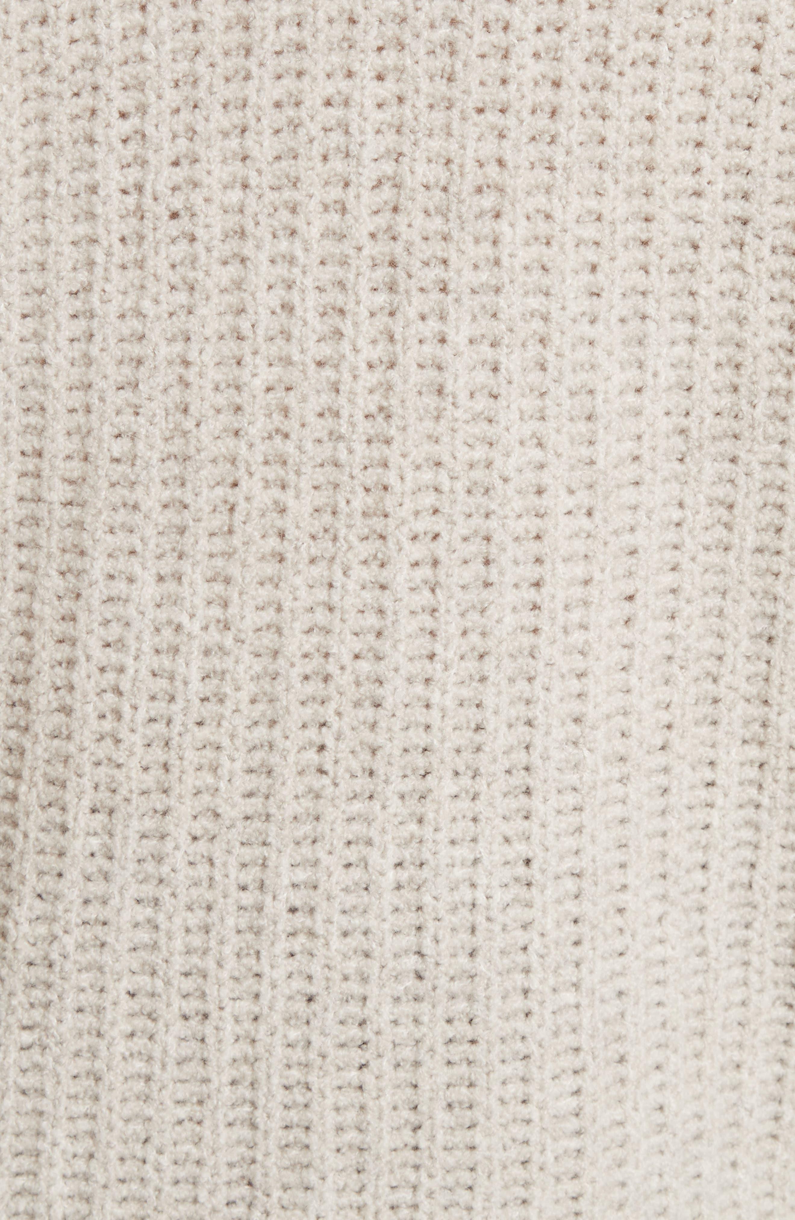 Alternate Image 6  - Vince Deep V-Neck Cashmere Blend Sweater