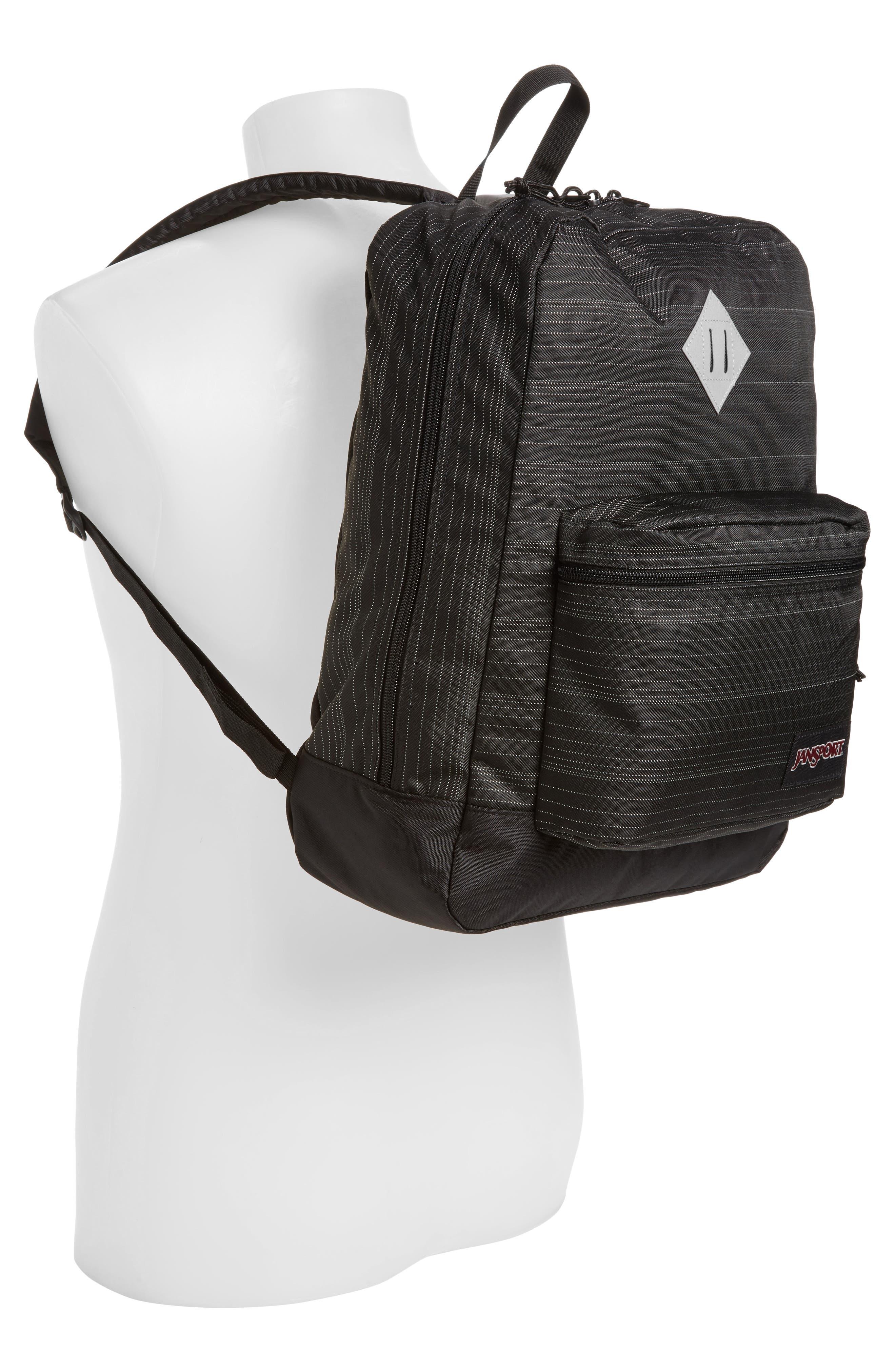 Alternate Image 2  - Jansport Super FX Reflective Backpack