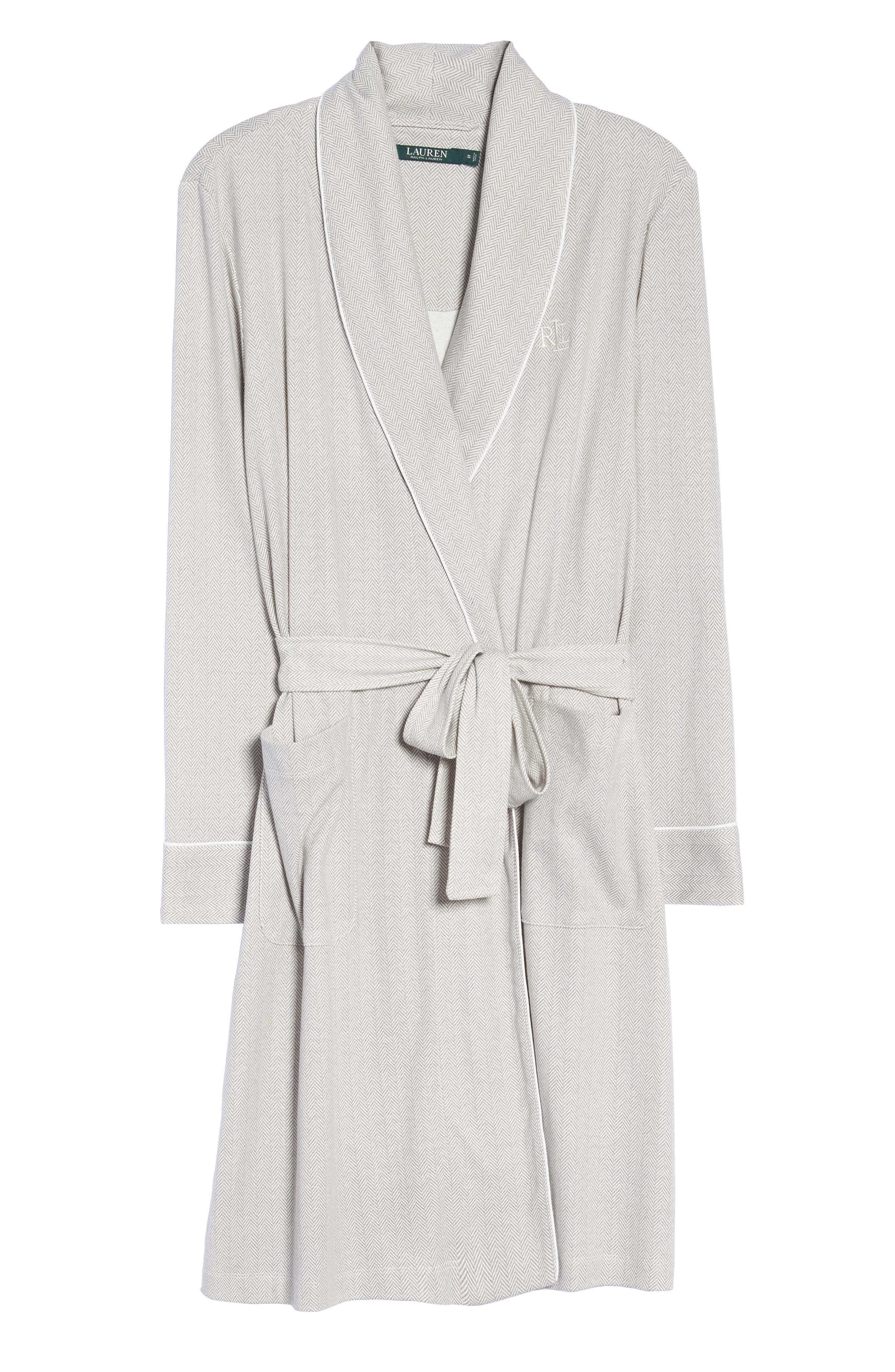 Alternate Image 6  - Lauren Ralph Lauren Short Robe
