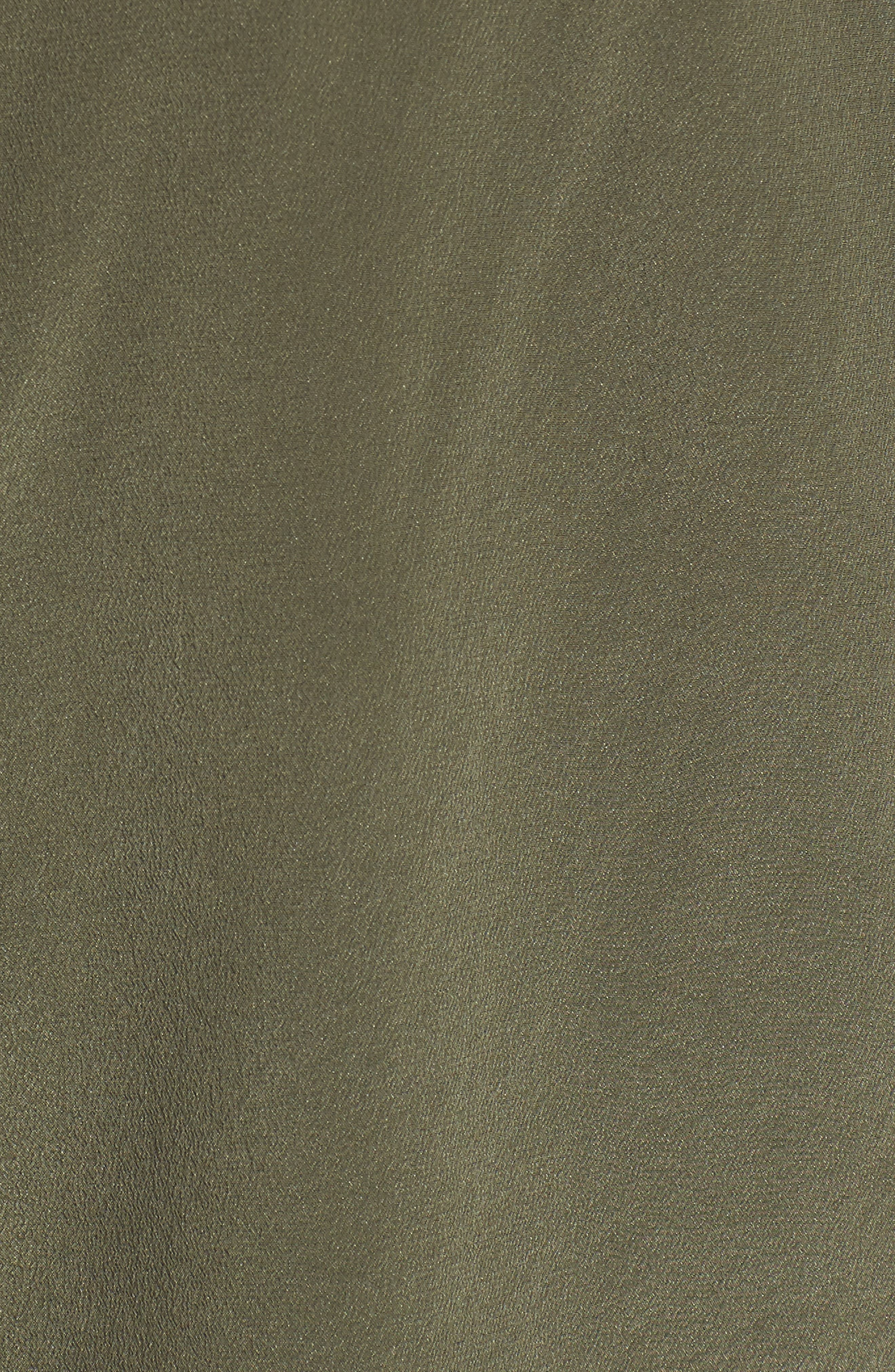 Alena Silk Shirt,                             Alternate thumbnail 5, color,                             Climbing Ivy