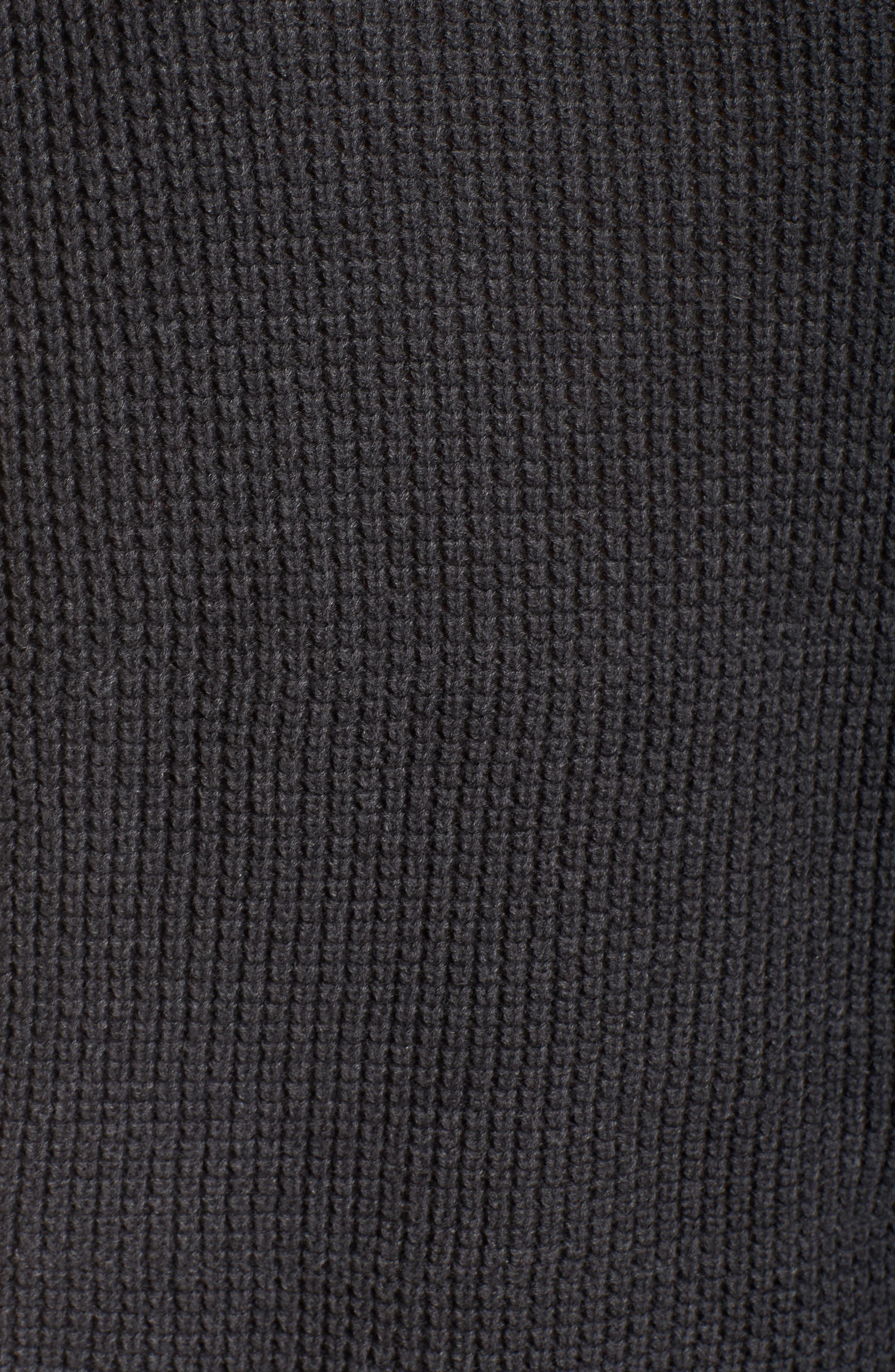 Alternate Image 6  - UGG® 'Selby' Turtleneck Cotton Knit Pullover
