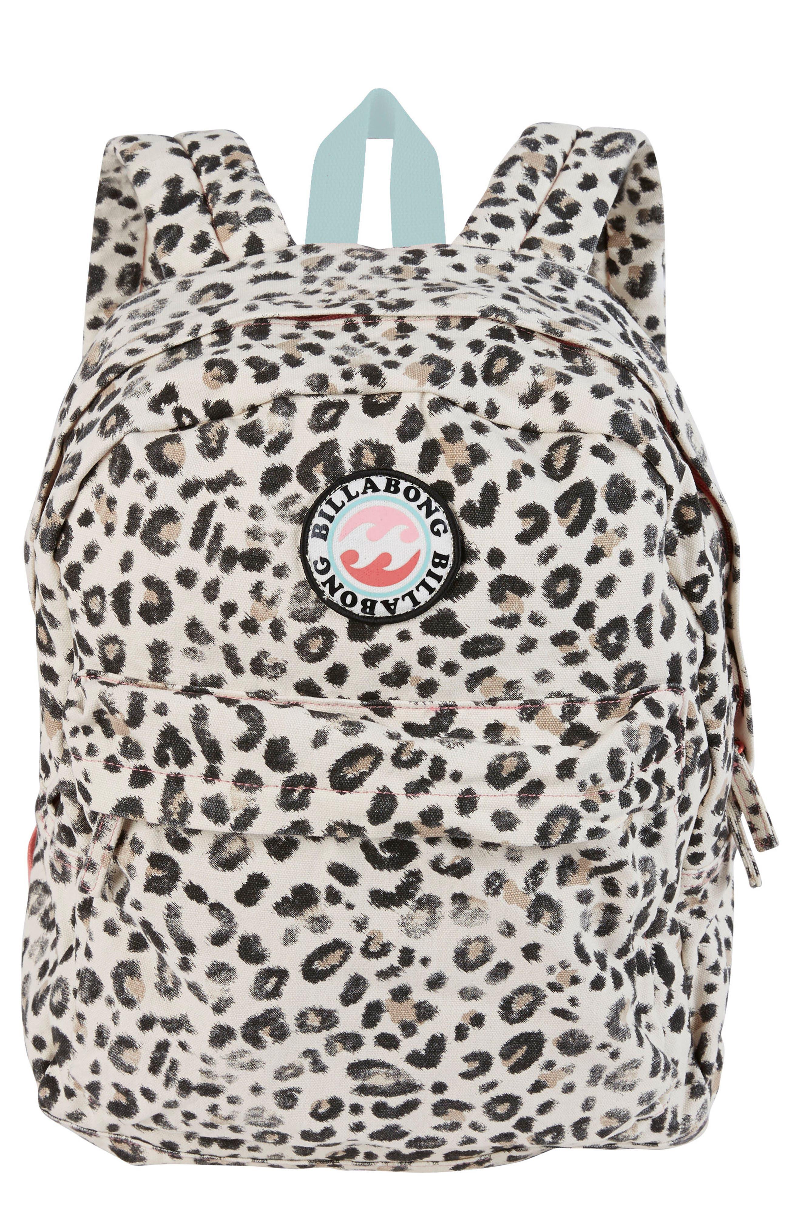 Billabong Play Date Canvas Backpack (Girls)
