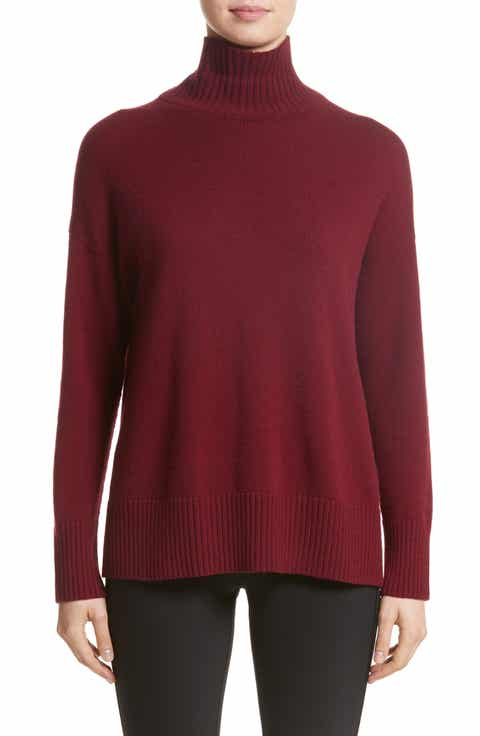 Women's Red Cashmere Sweaters   Nordstrom
