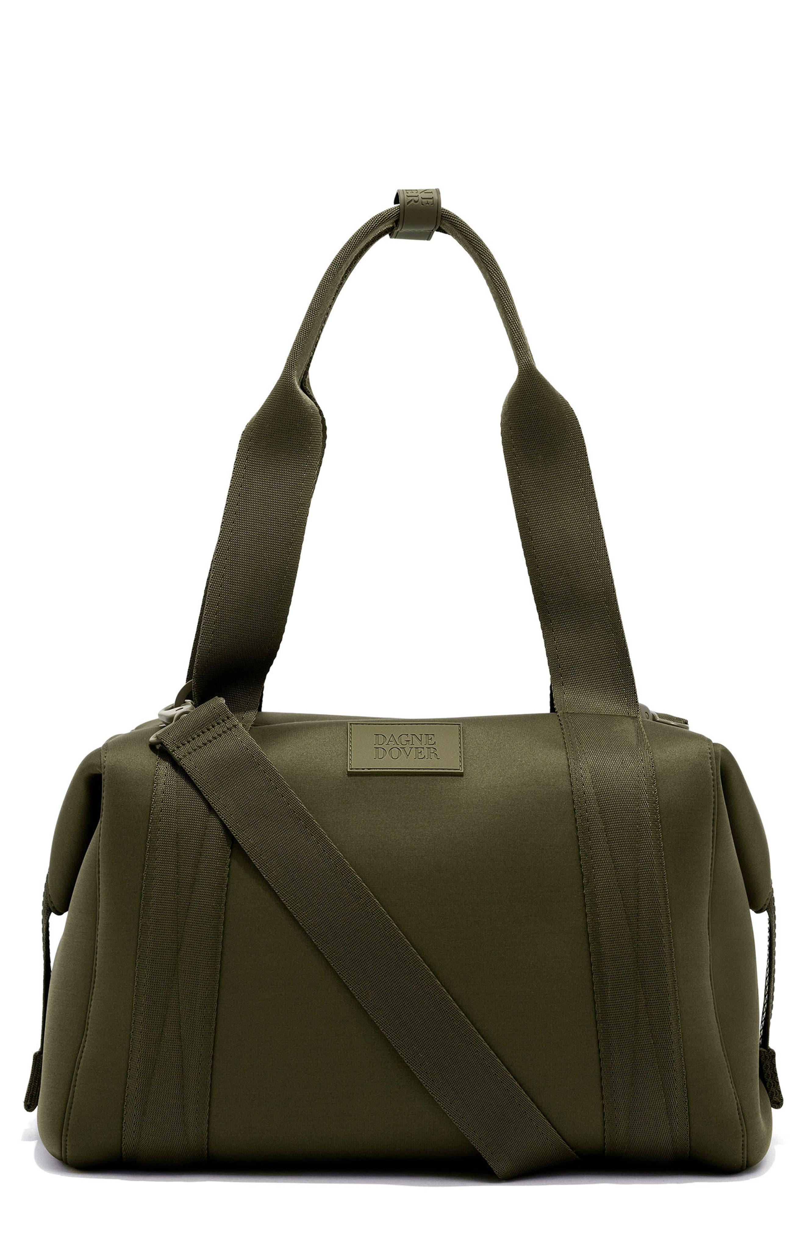 Dagne Dover Medium Landon Neoprene Duffel Bag