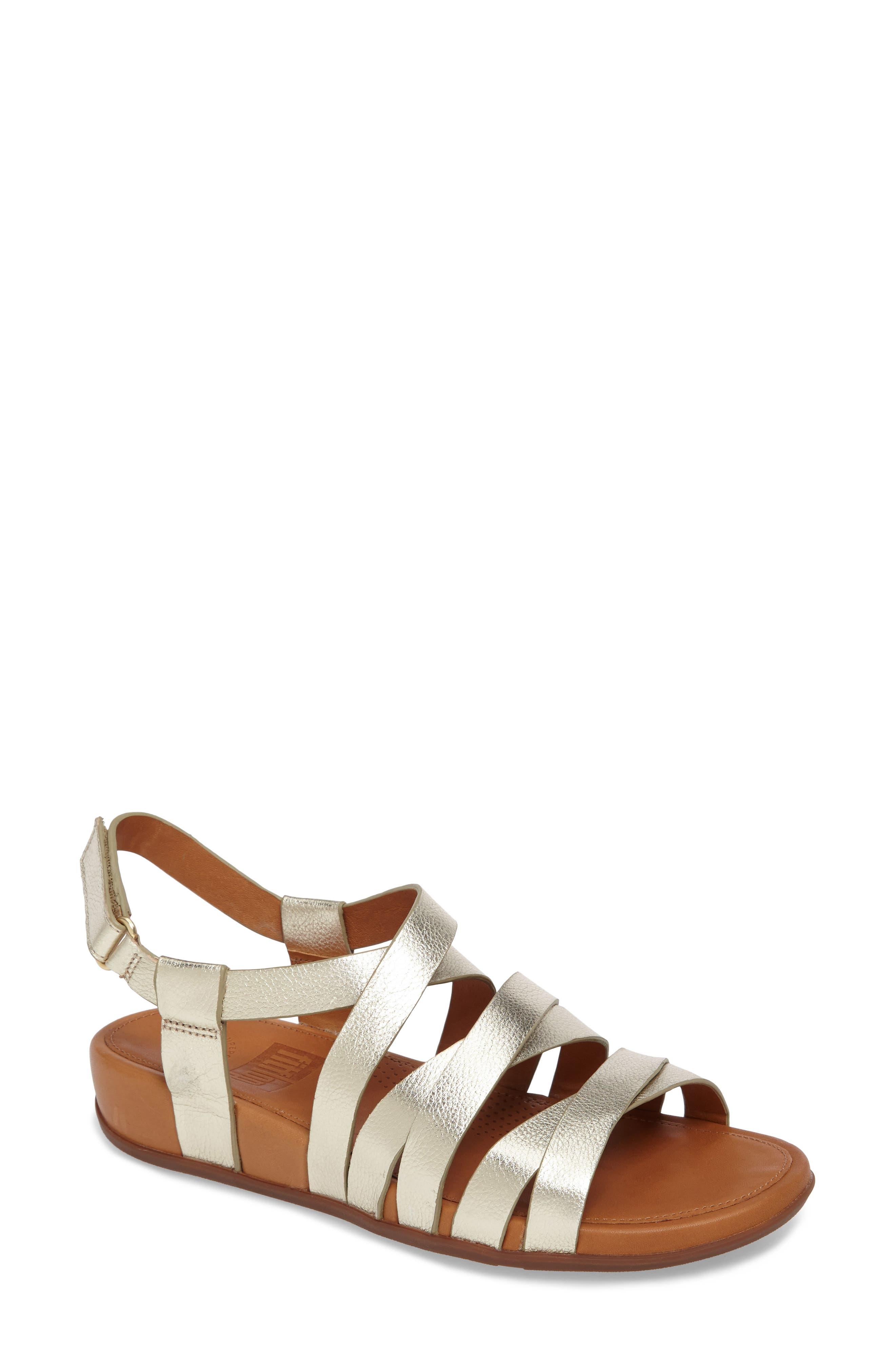 Main Image - FitFlop Lumy Gladiator Sandal (Women)