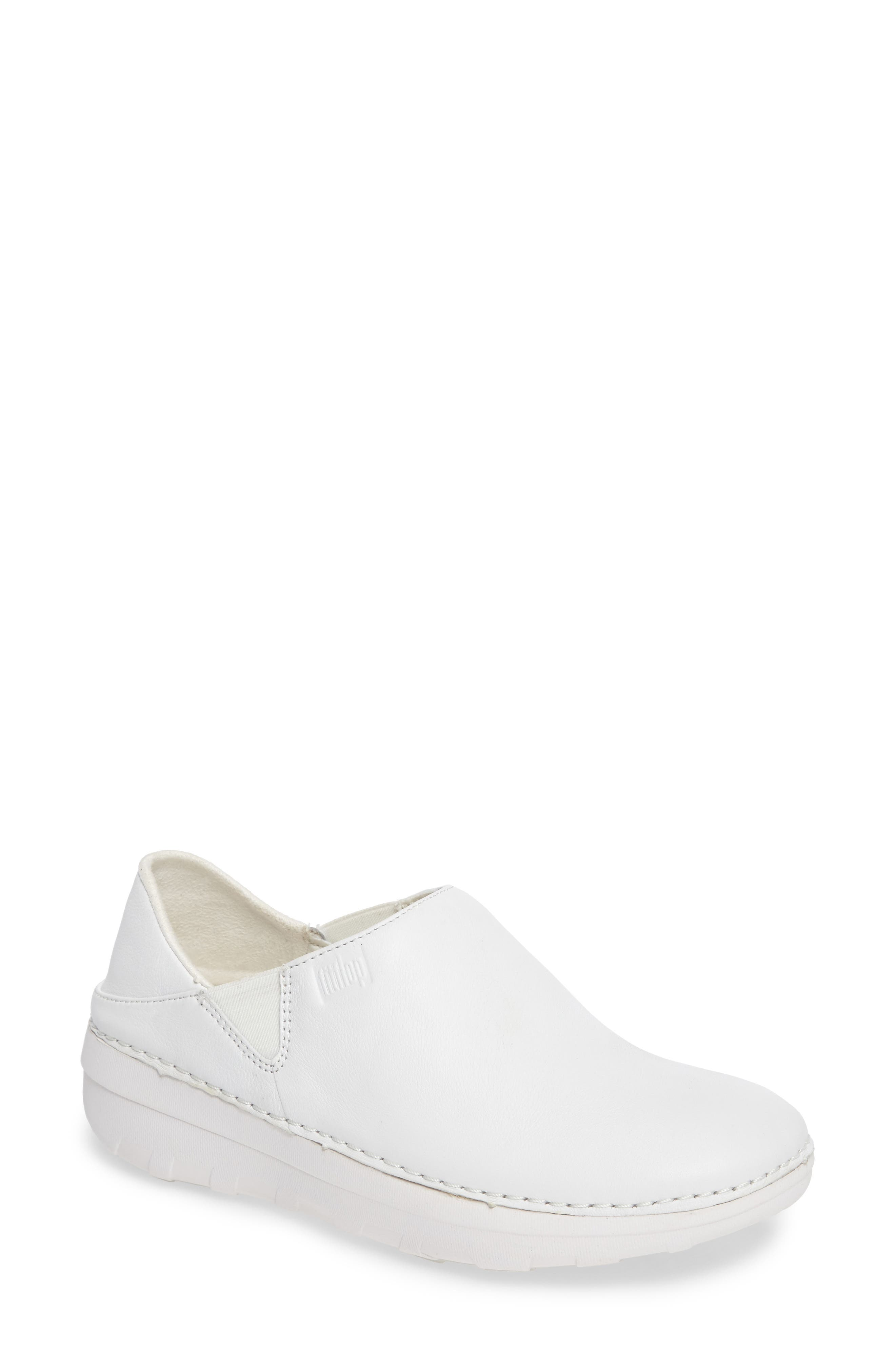 Alternate Image 1 Selected - FitFlop Superloafer Flat (Women)