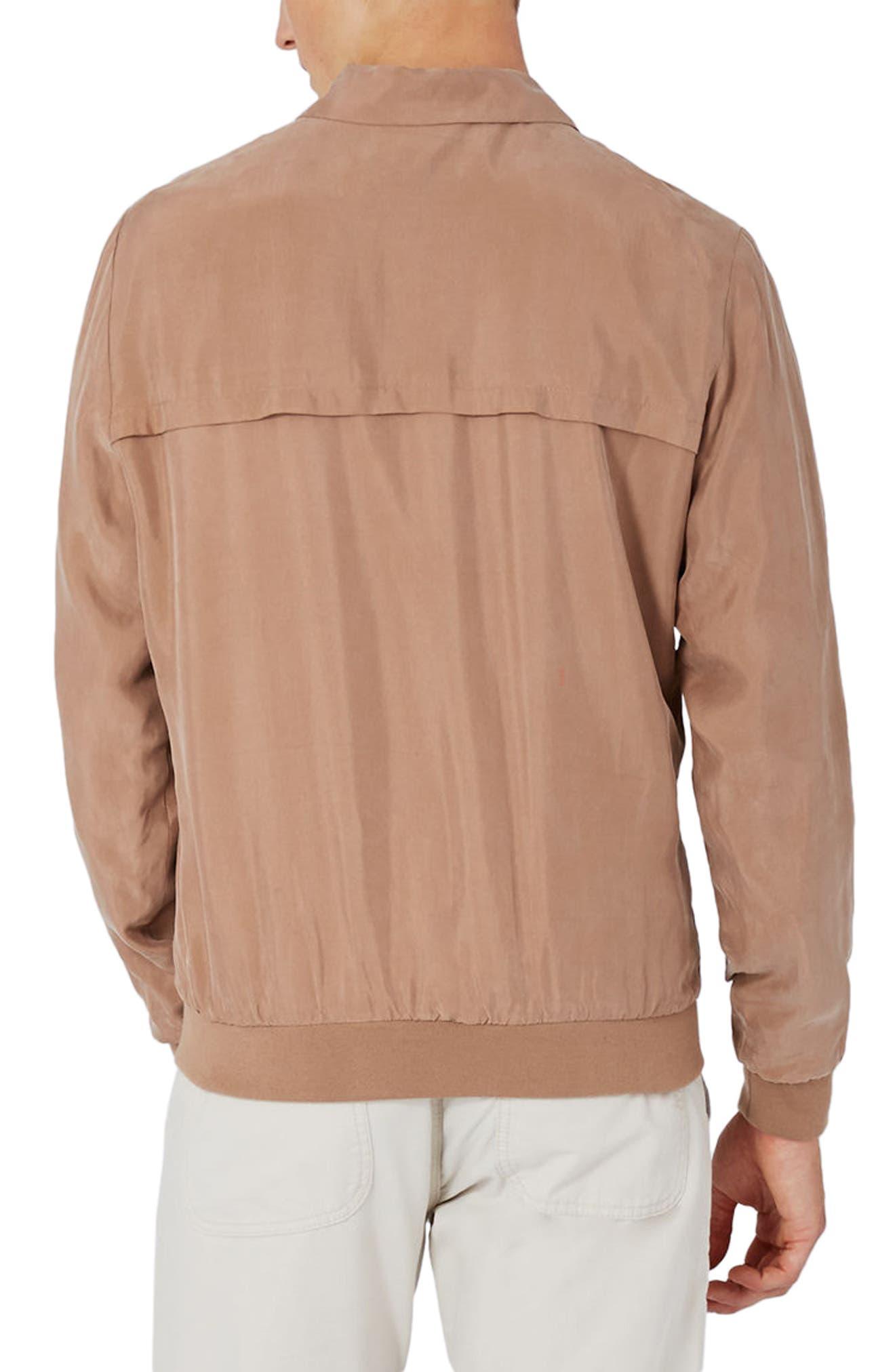 Alternate Image 3  - Topman Coach's Bomber Jacket