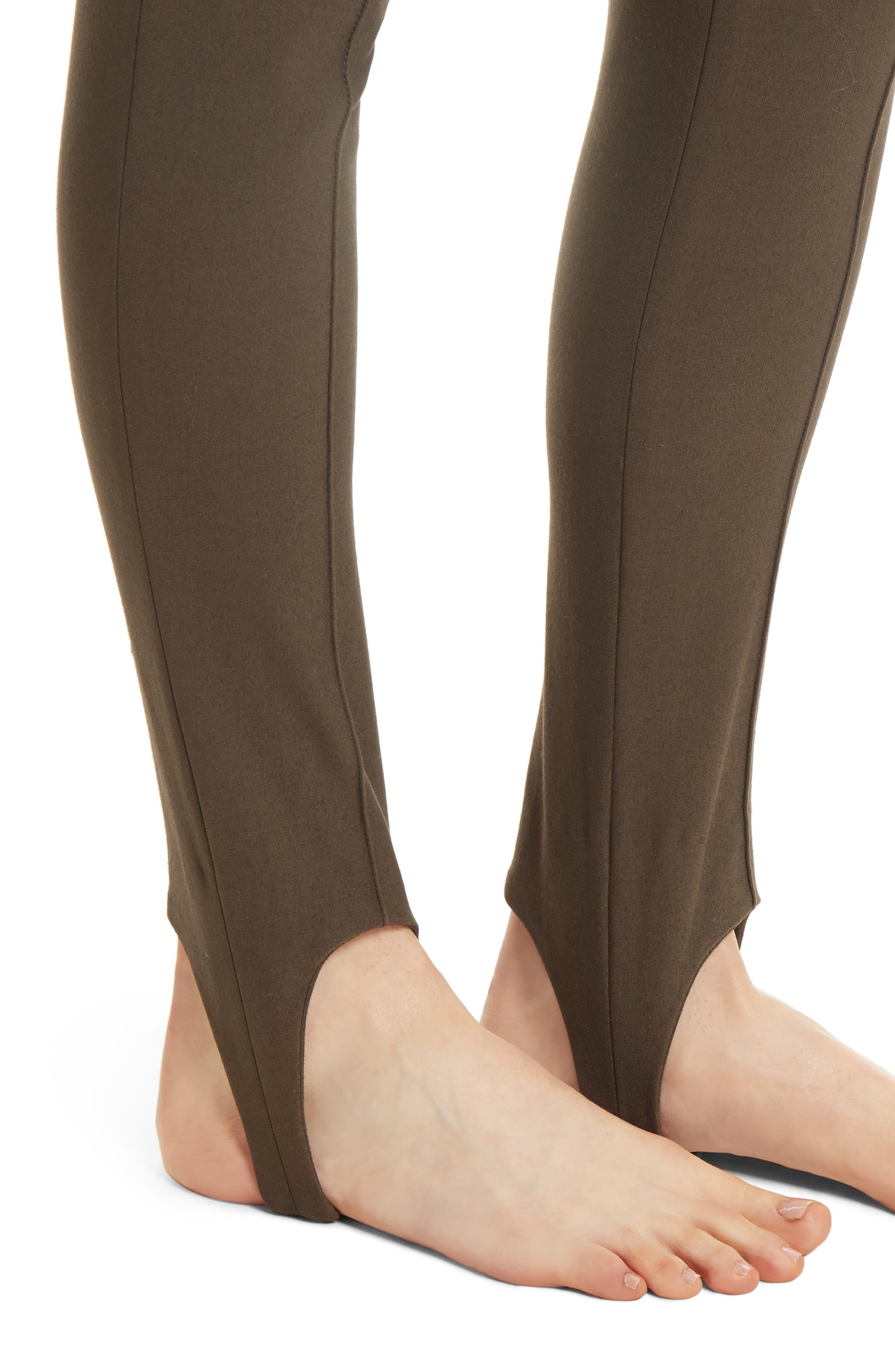 Alternate Image 4  - Vince Stirrup Leggings