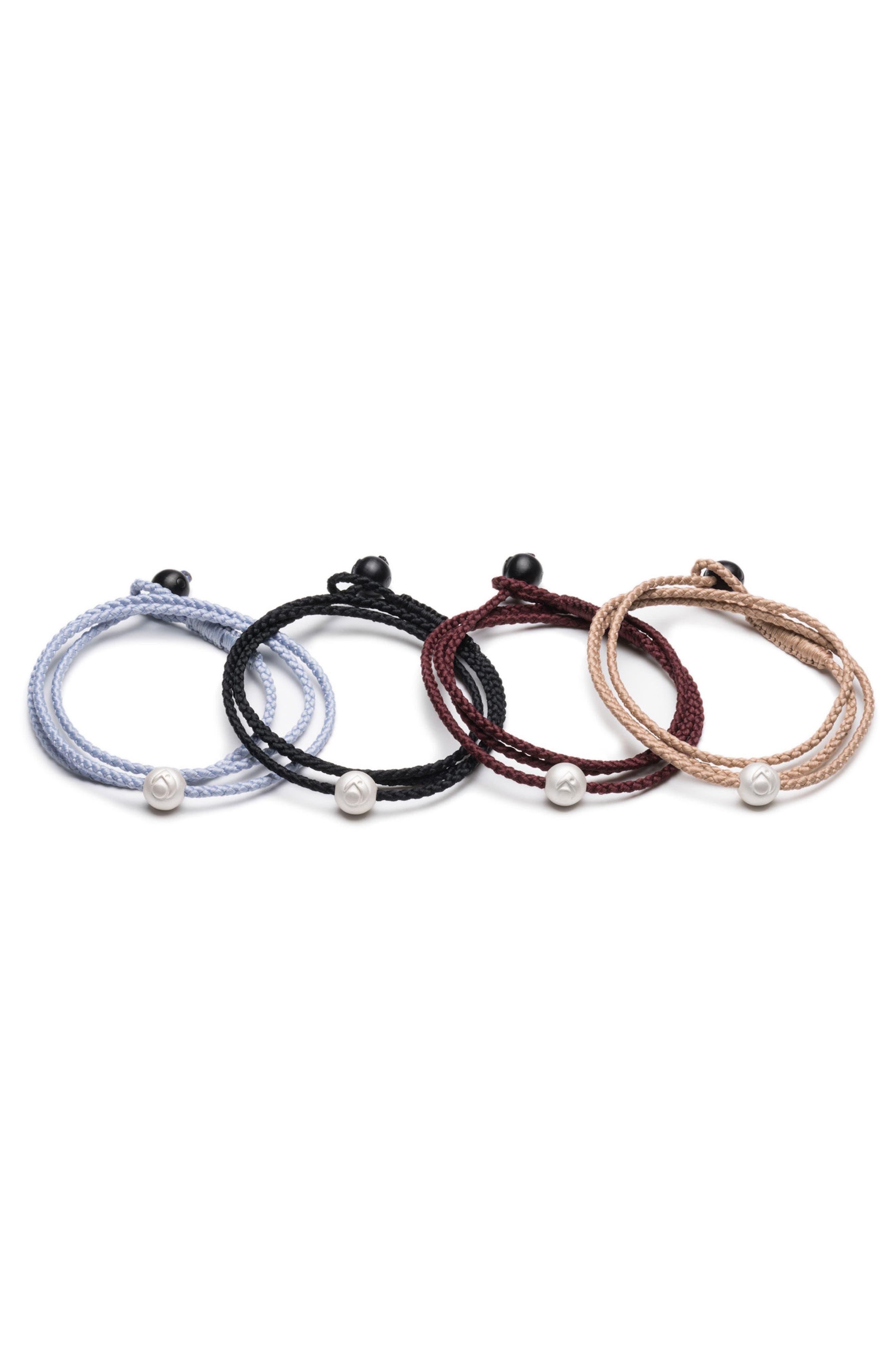 Triple Wrap Bracelet,                             Alternate thumbnail 2, color,