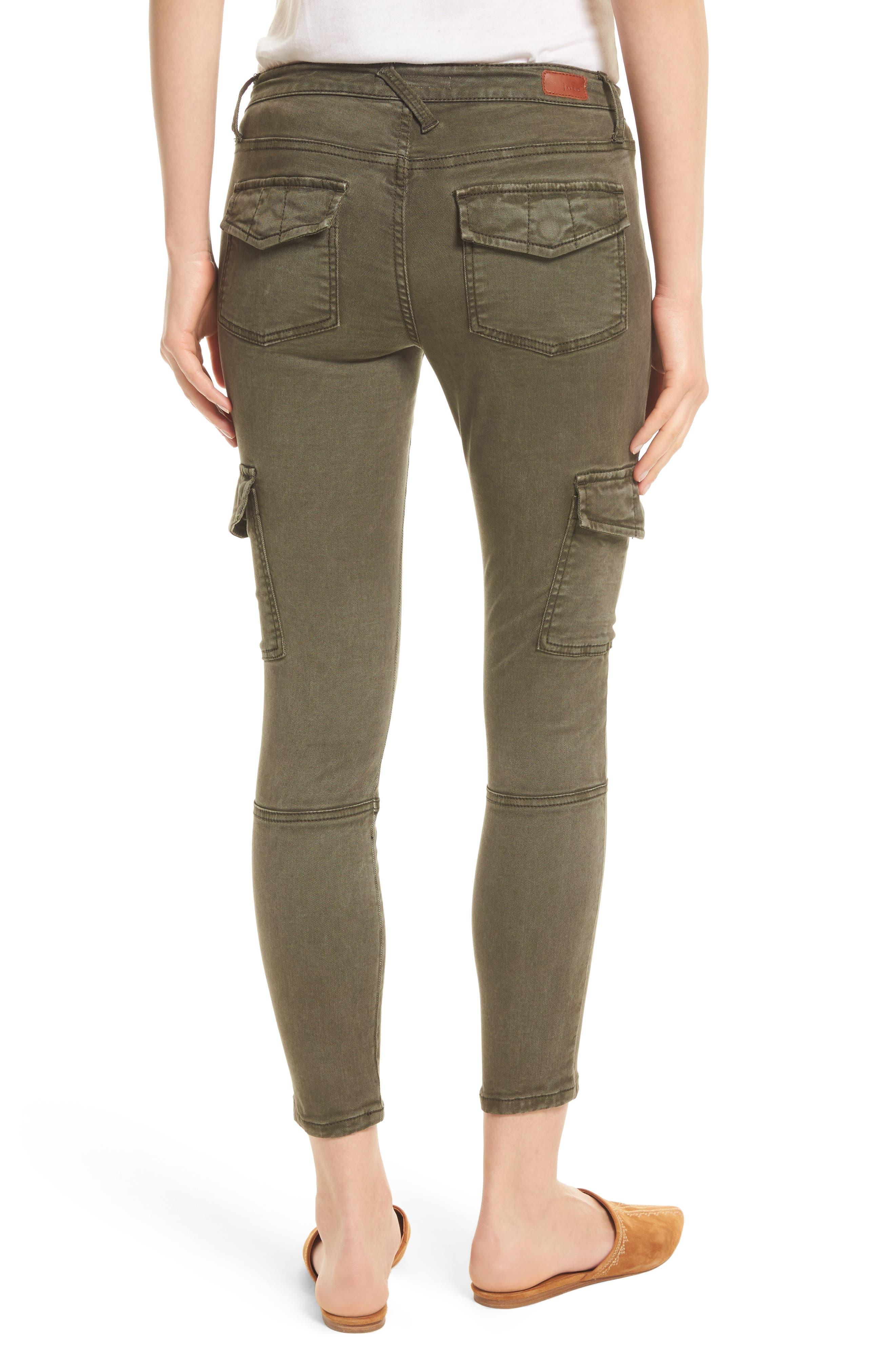 Alternate Image 2  - Joie Okana Skinny Cargo Pants