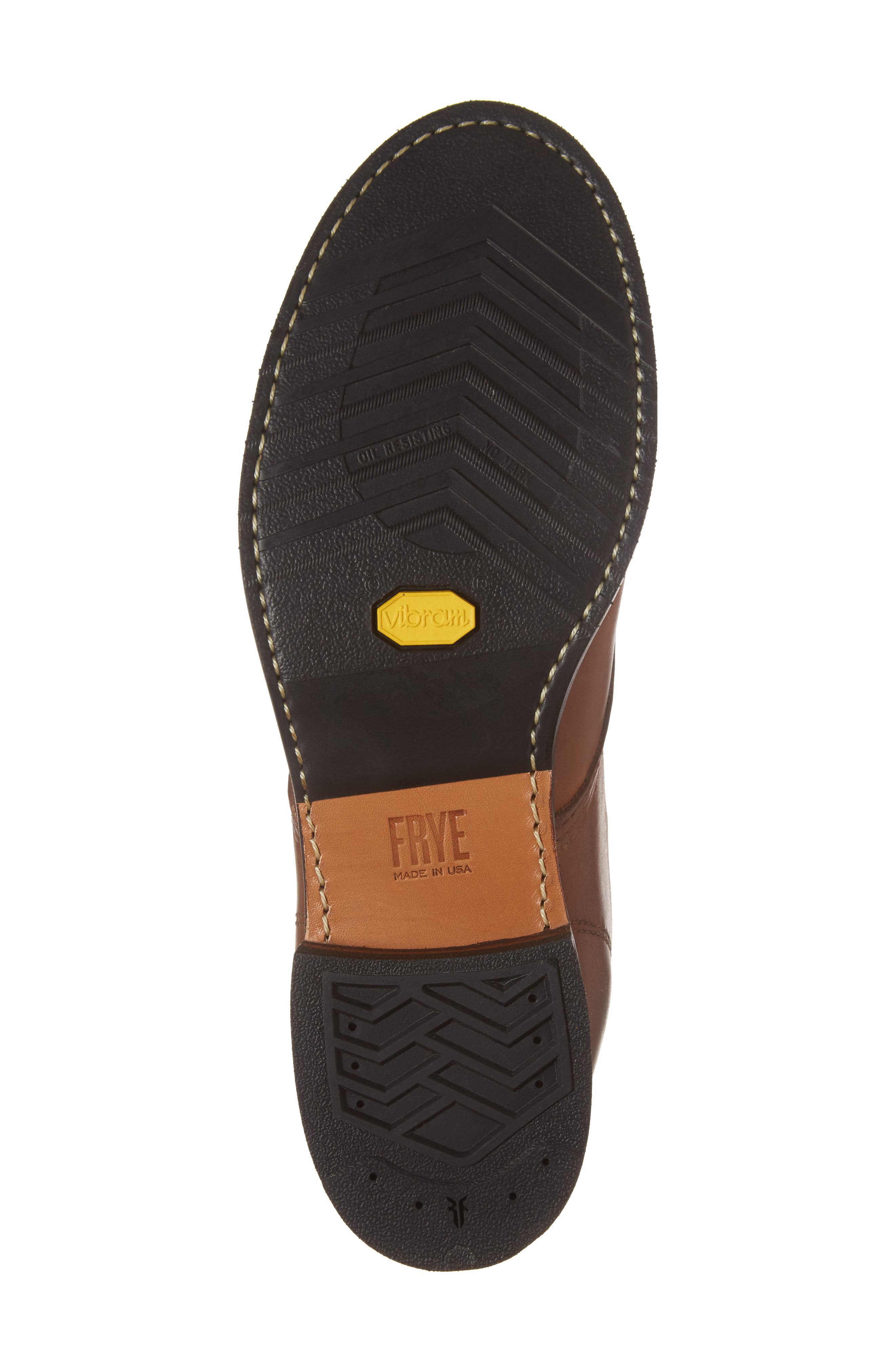 Alternate Image 6  - Frye John Addison Plain Toe Boot (Men)