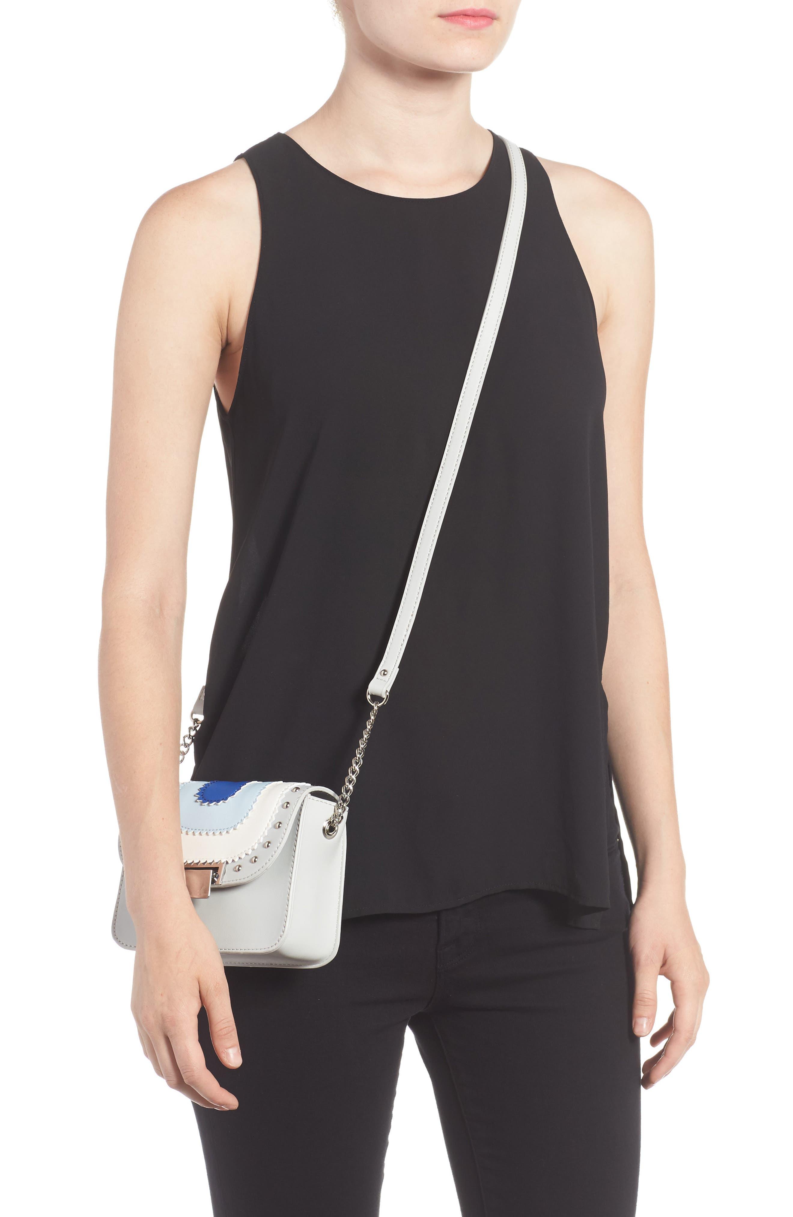 Alternate Image 2  - BP. Faux Leather Appliqué Mini Crossbody Bag