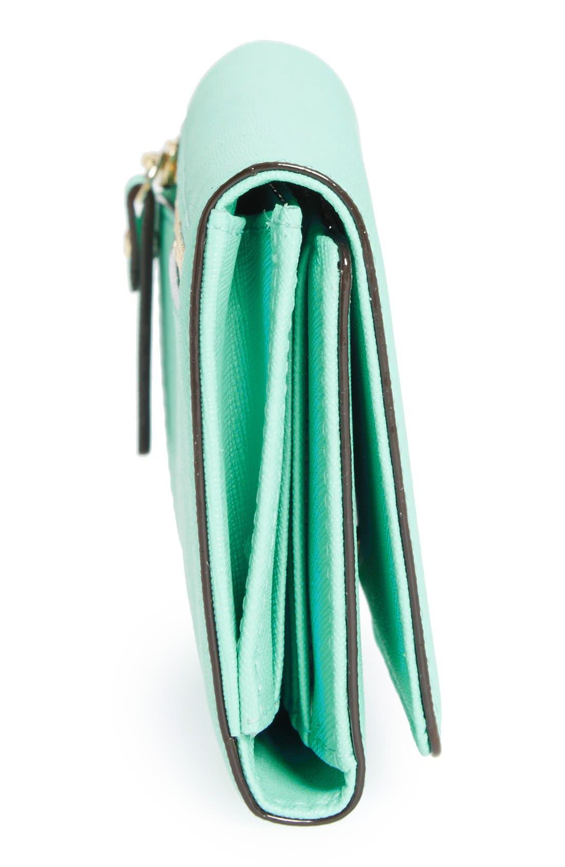 Alternate Image 5  - kate spade new york 'cedar street - nika' leather wallet