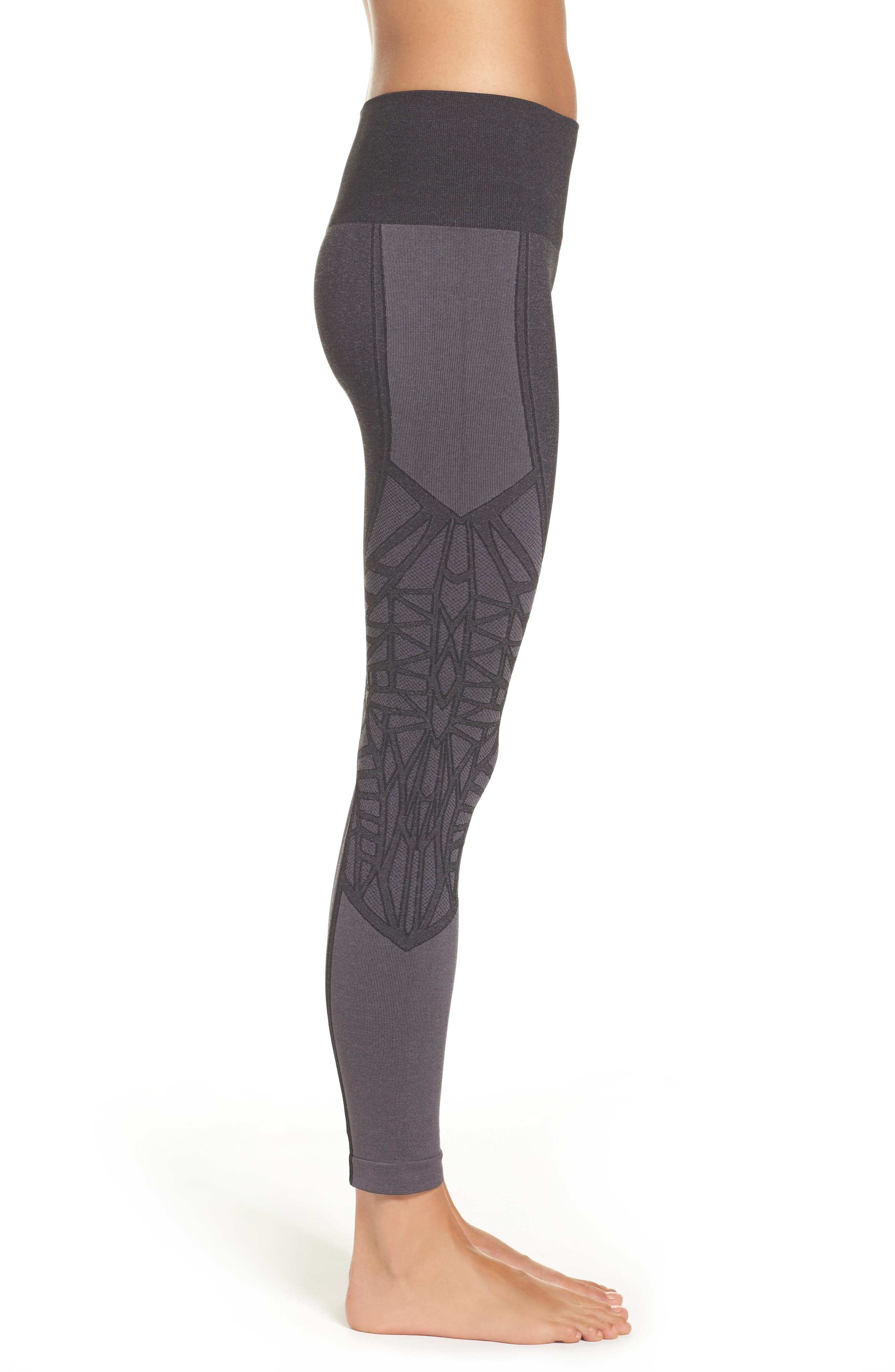 Revolution Leggings,                             Alternate thumbnail 3, color,                             Excalibur And Black