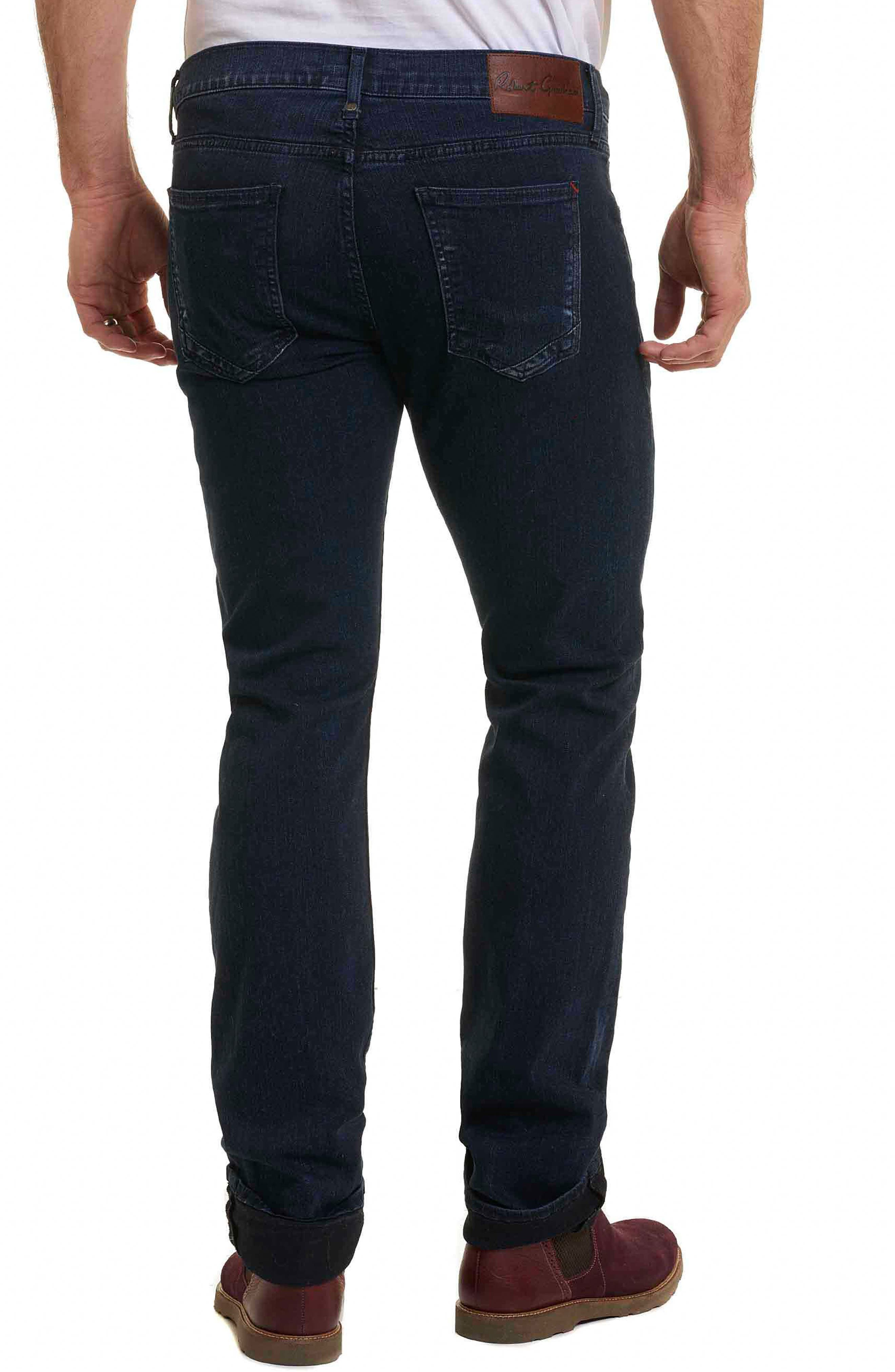 Adapt Classic Fit Jeans,                             Alternate thumbnail 2, color,                             Indigo