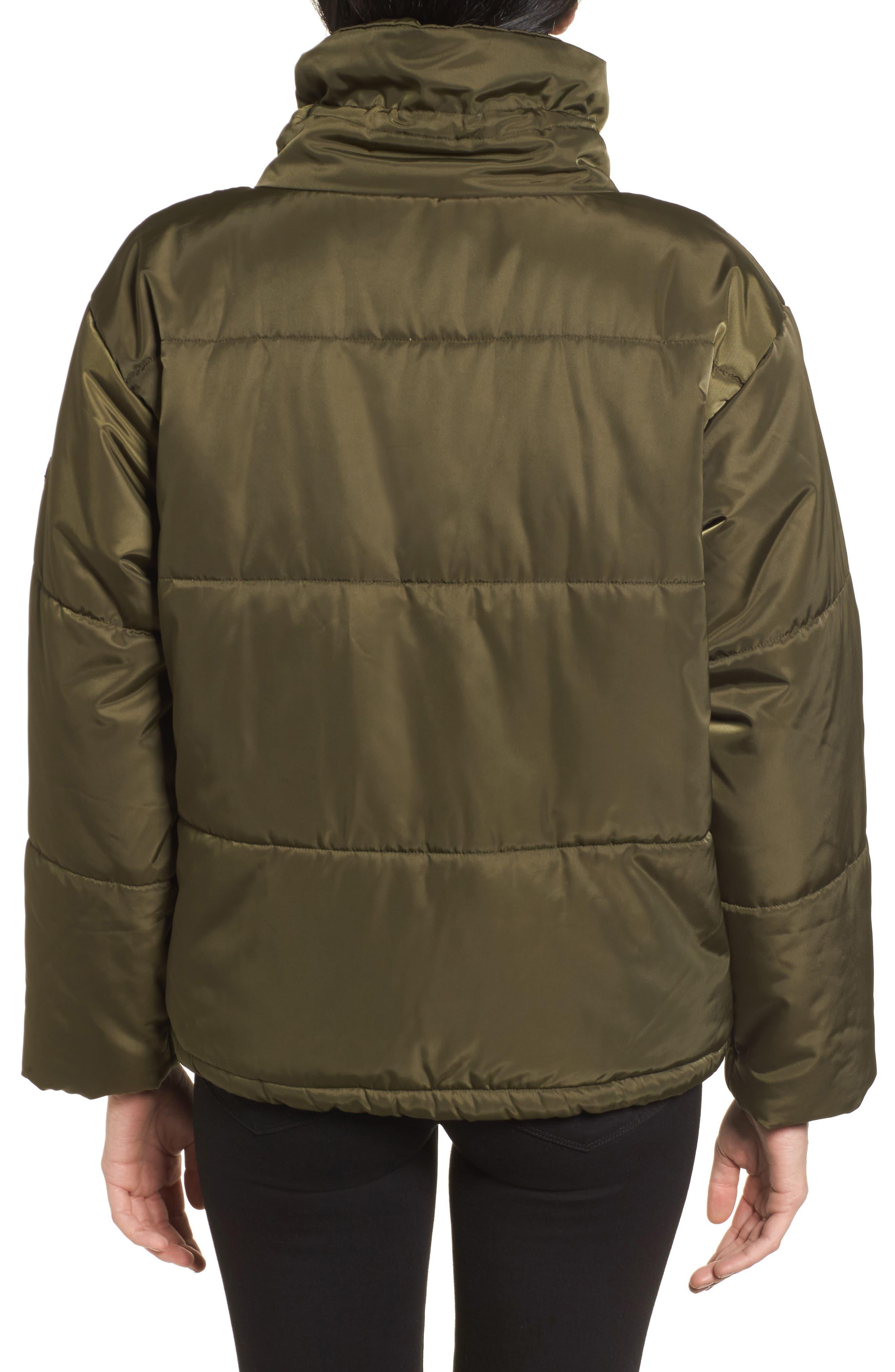 Alternate Image 2  - Bernardo Oversize Puffer Jacket